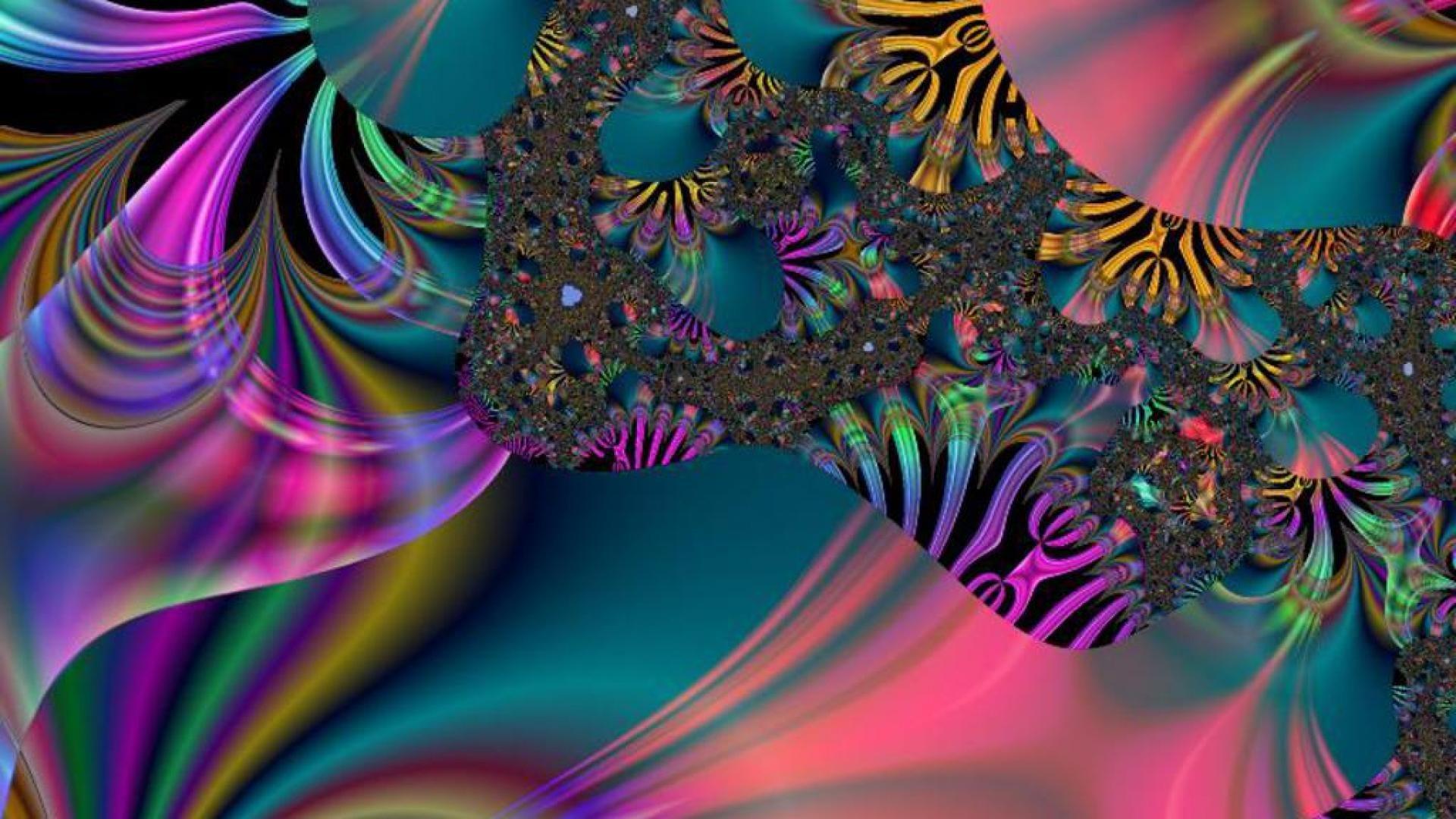 Hippie Background 1