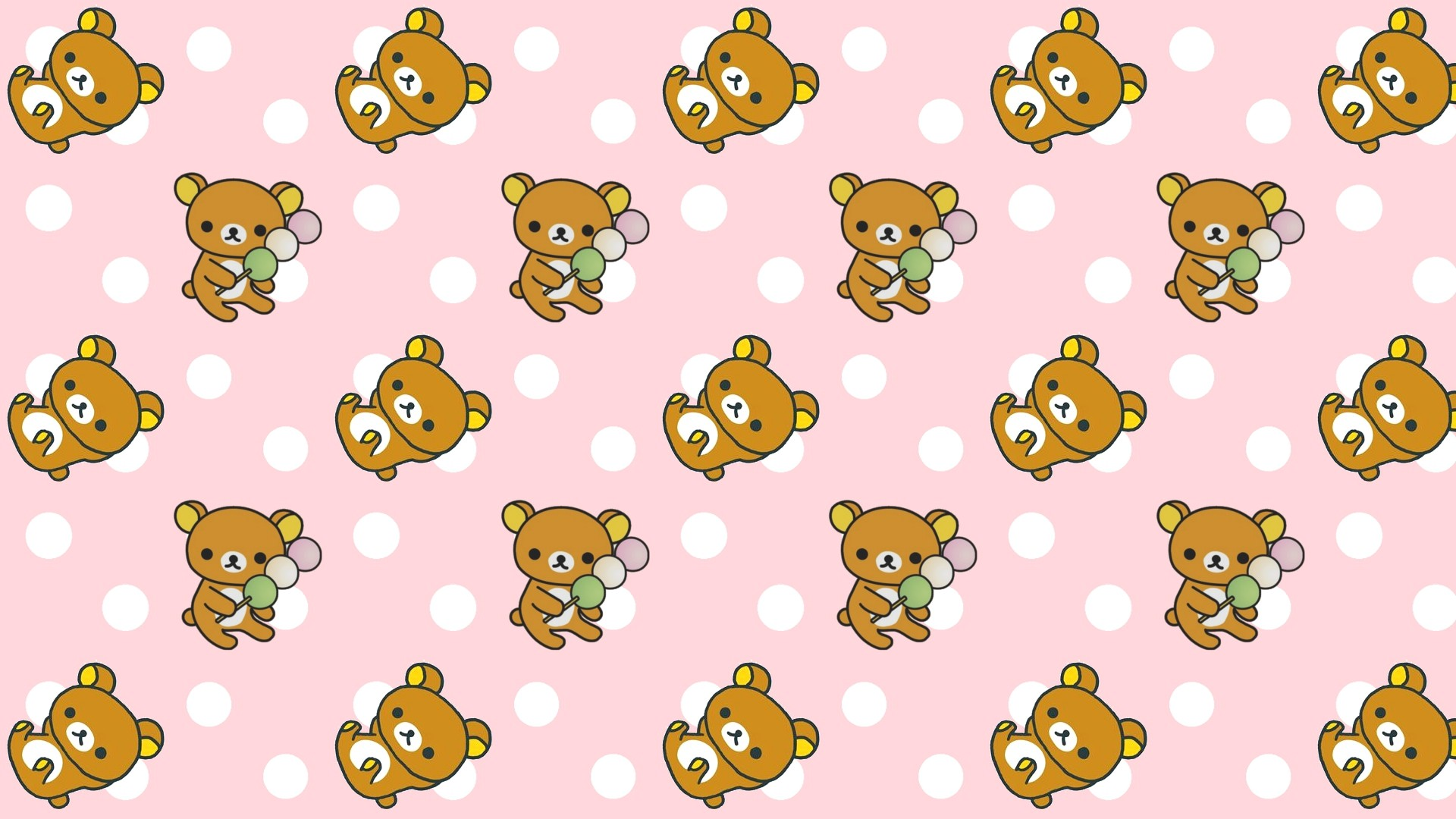 Rilakkuma Wallpaper 1 Download Free Awesome HD Backgrounds For