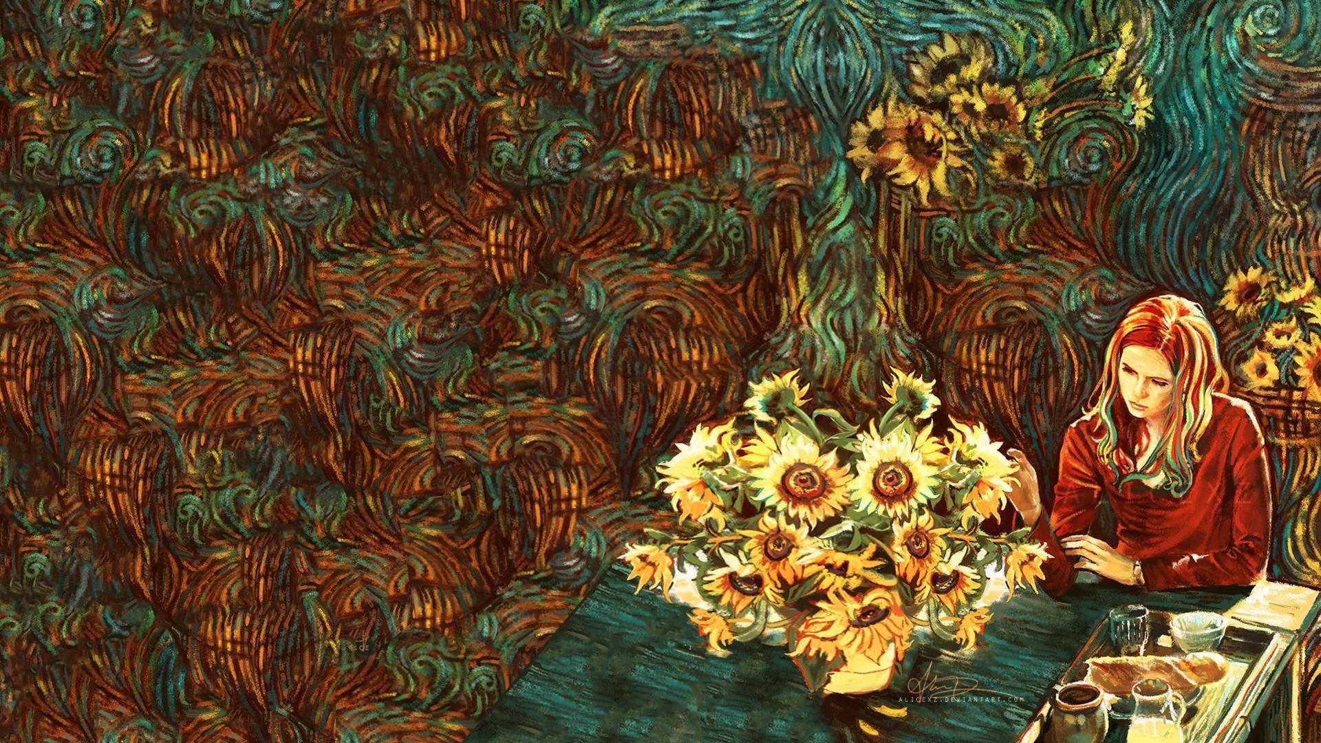 Van Gogh Desktop Wallpaper ·① WallpaperTag