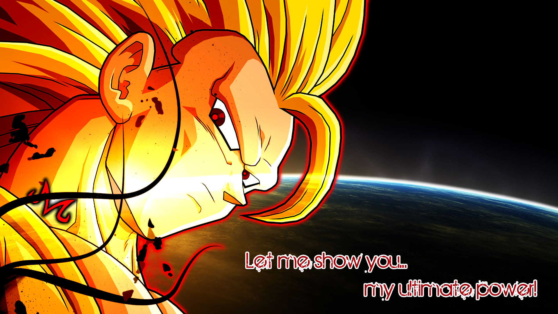 1920x1080 Goku Super Saiyan 3 Wallpaper Download 1920x1200