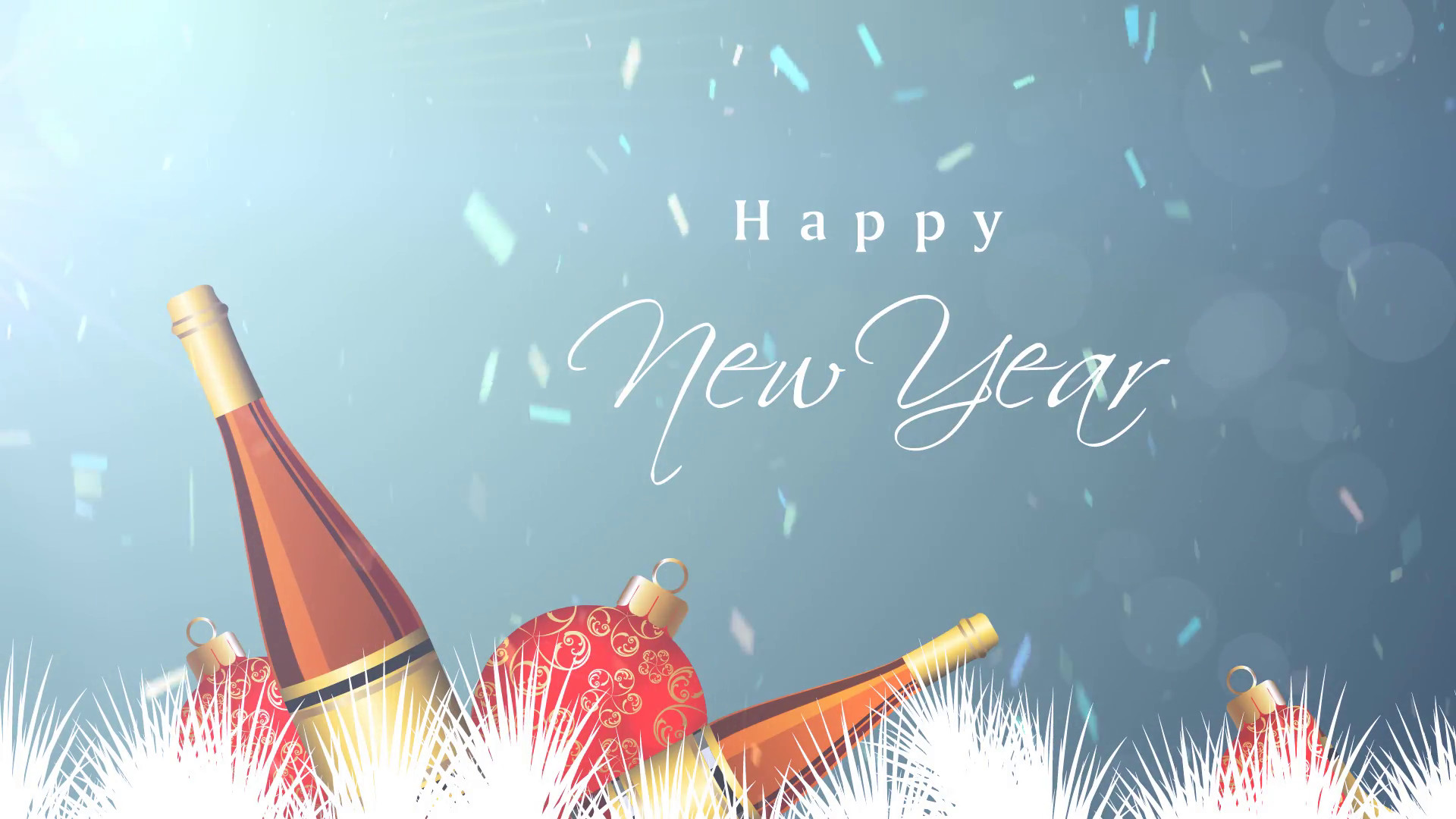 New Year Backgrounds 2018 ·①