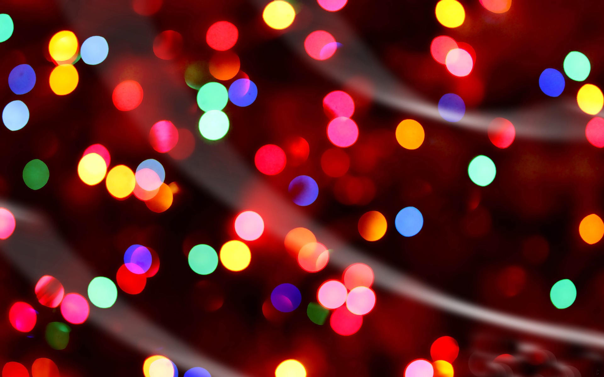1920x1200 Amazing Christmas Lights Background For Iphone 7 Download Full