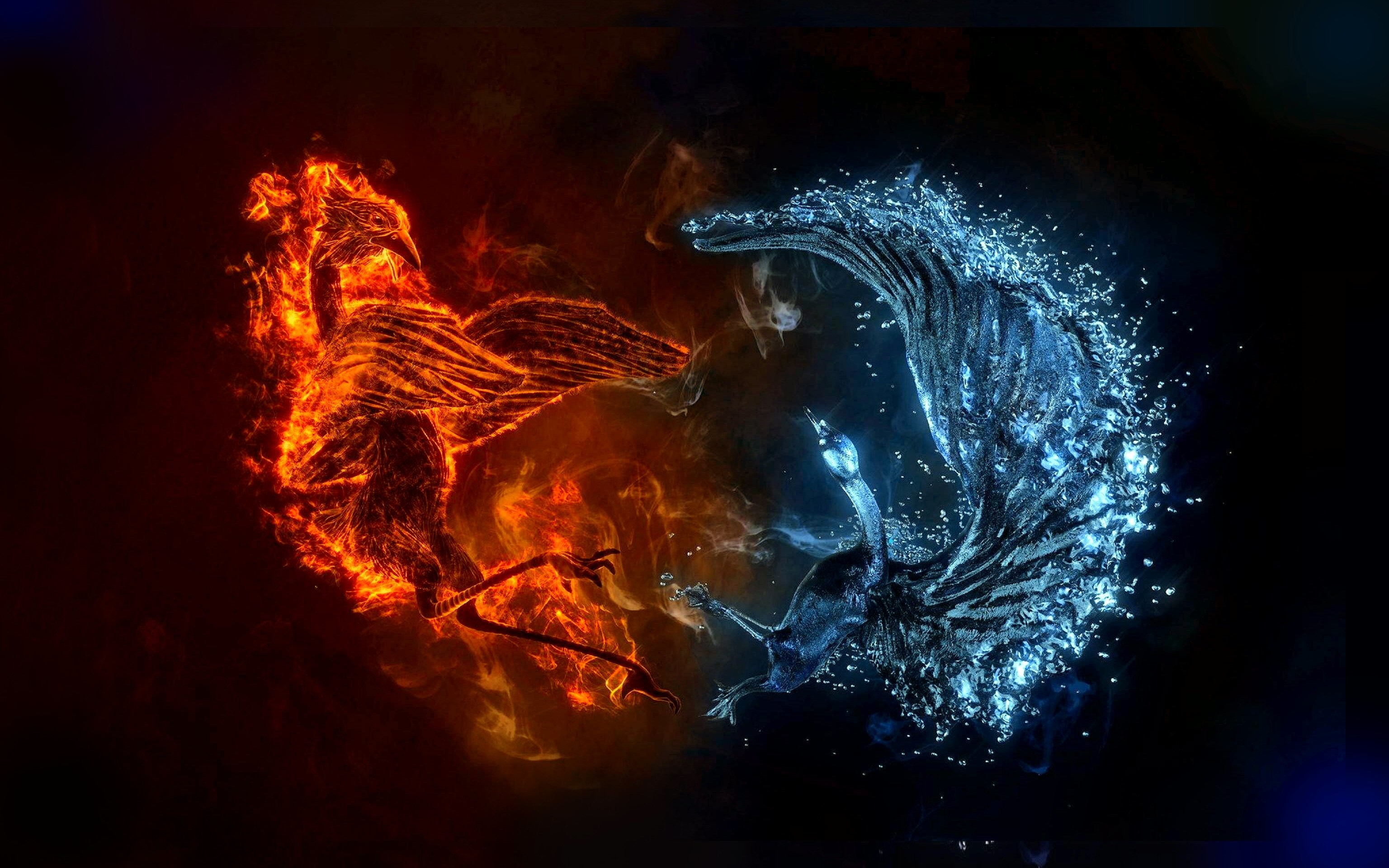 Cool Fire Background ·① WallpaperTag