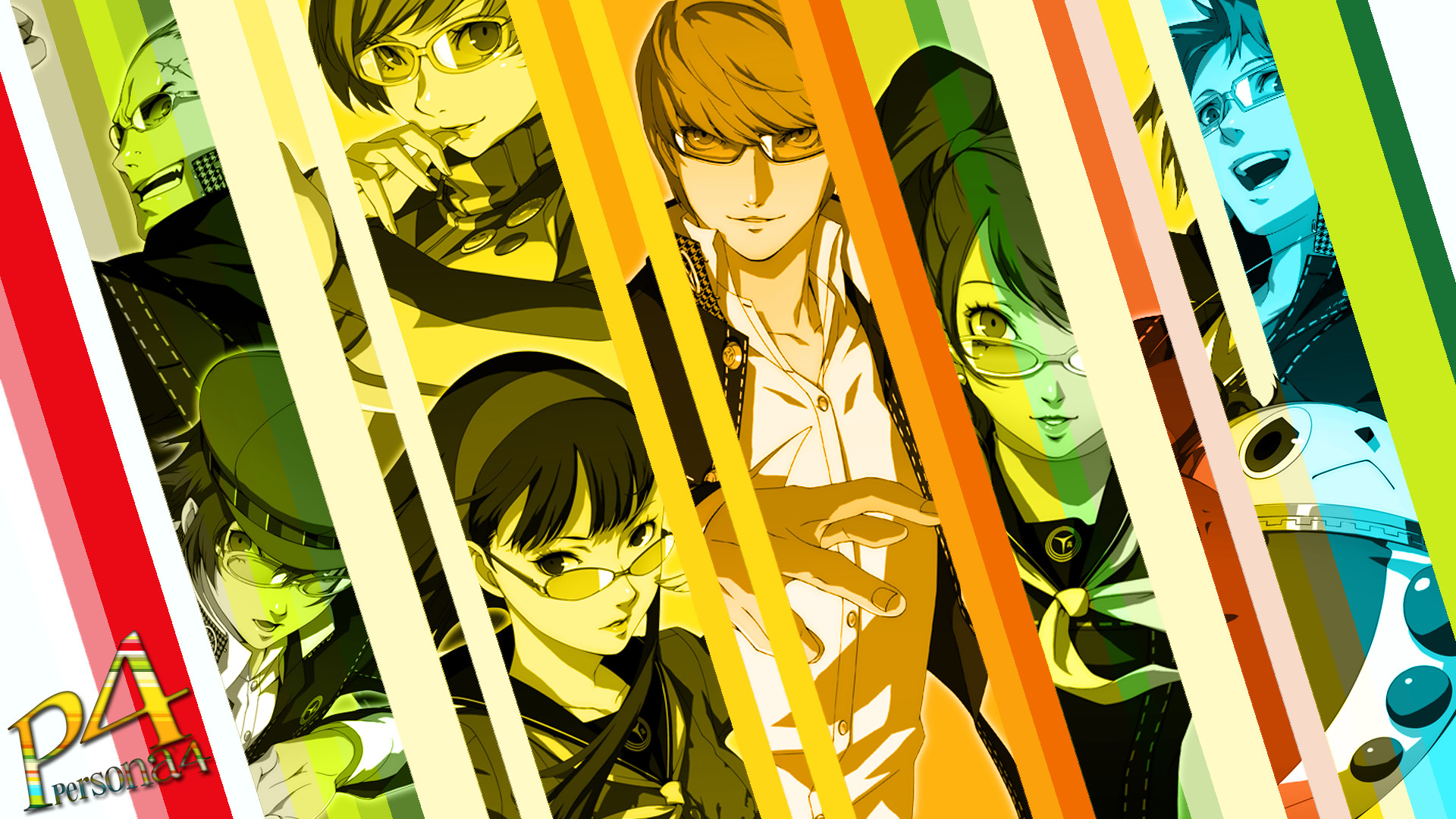 Persona 4 Golden Vita Wallpaper Wallpapertag