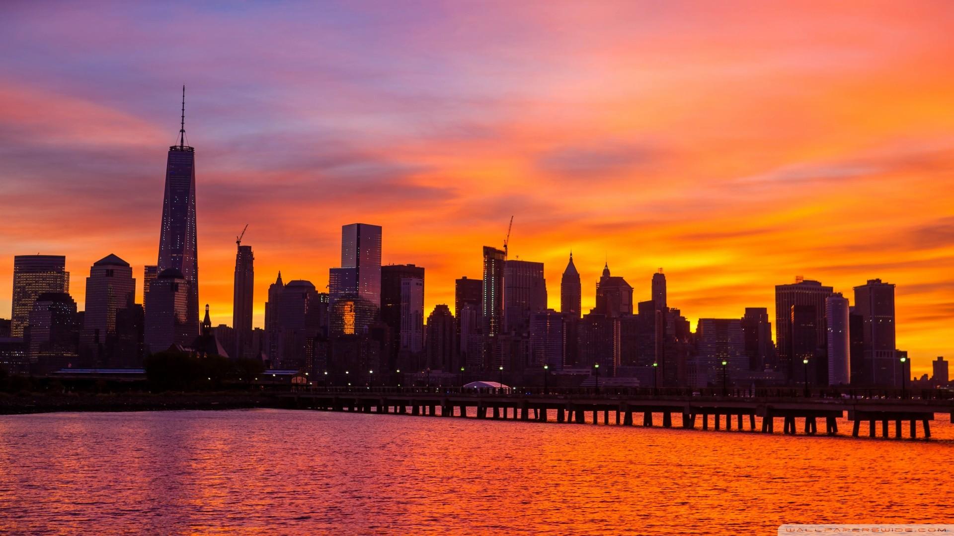 new york skyline wallpaper ·① wallpapertag