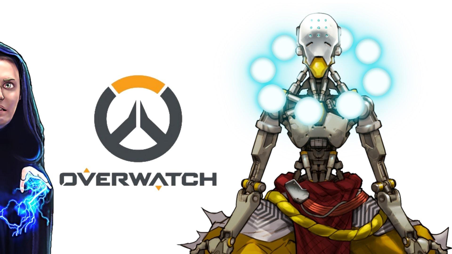 Overwatch Zenyatta Wallpaper Download Free Cool High Resolution