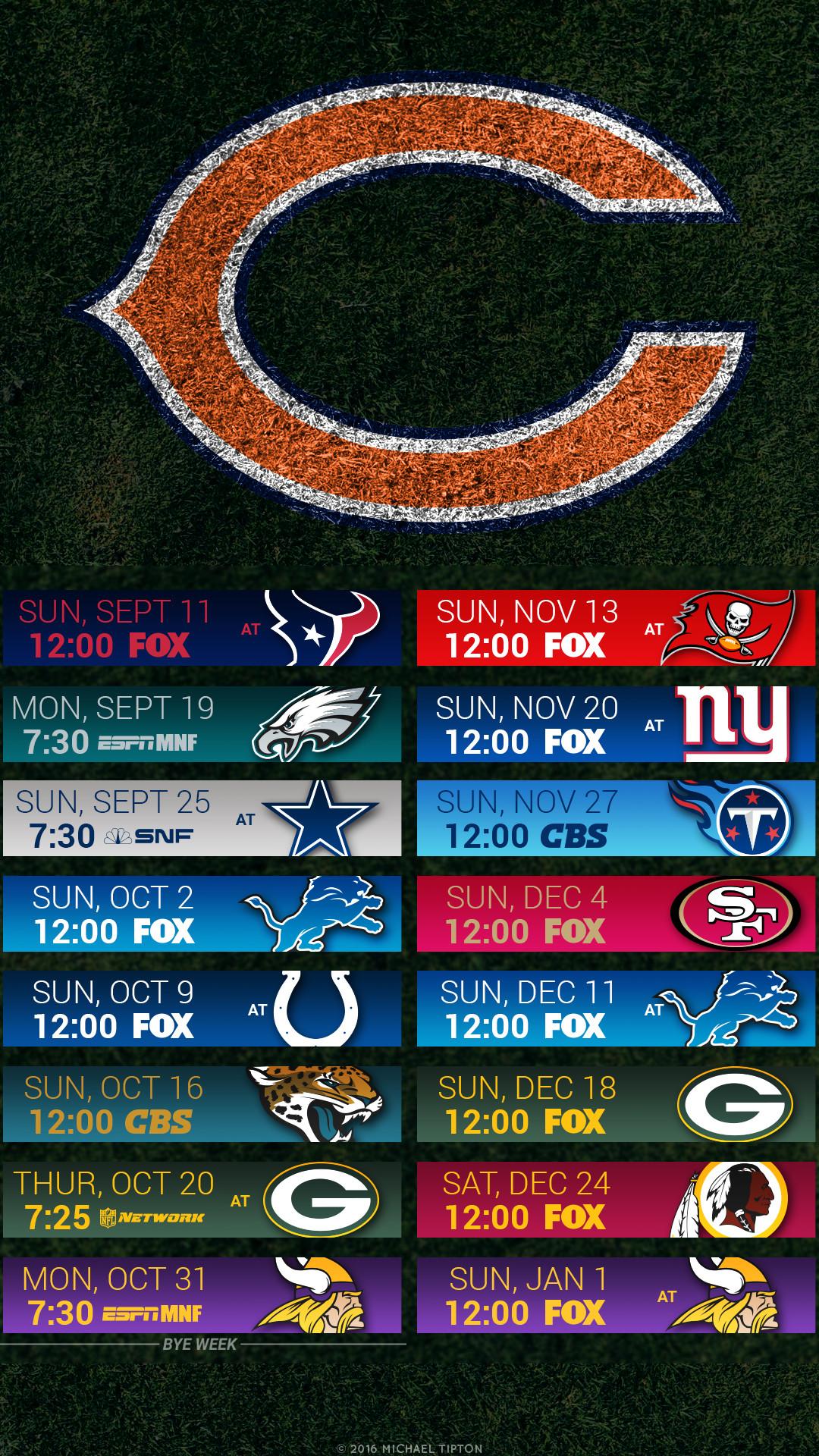 Chicago Bears Wallpaper ...
