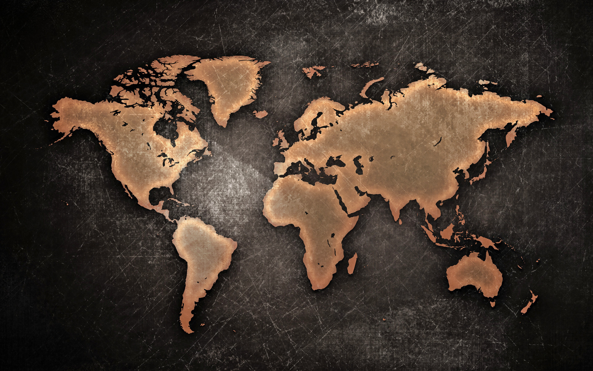 World map desktop background 1920x1200 grunge world map hd desktop wallpaper download country gumiabroncs Images