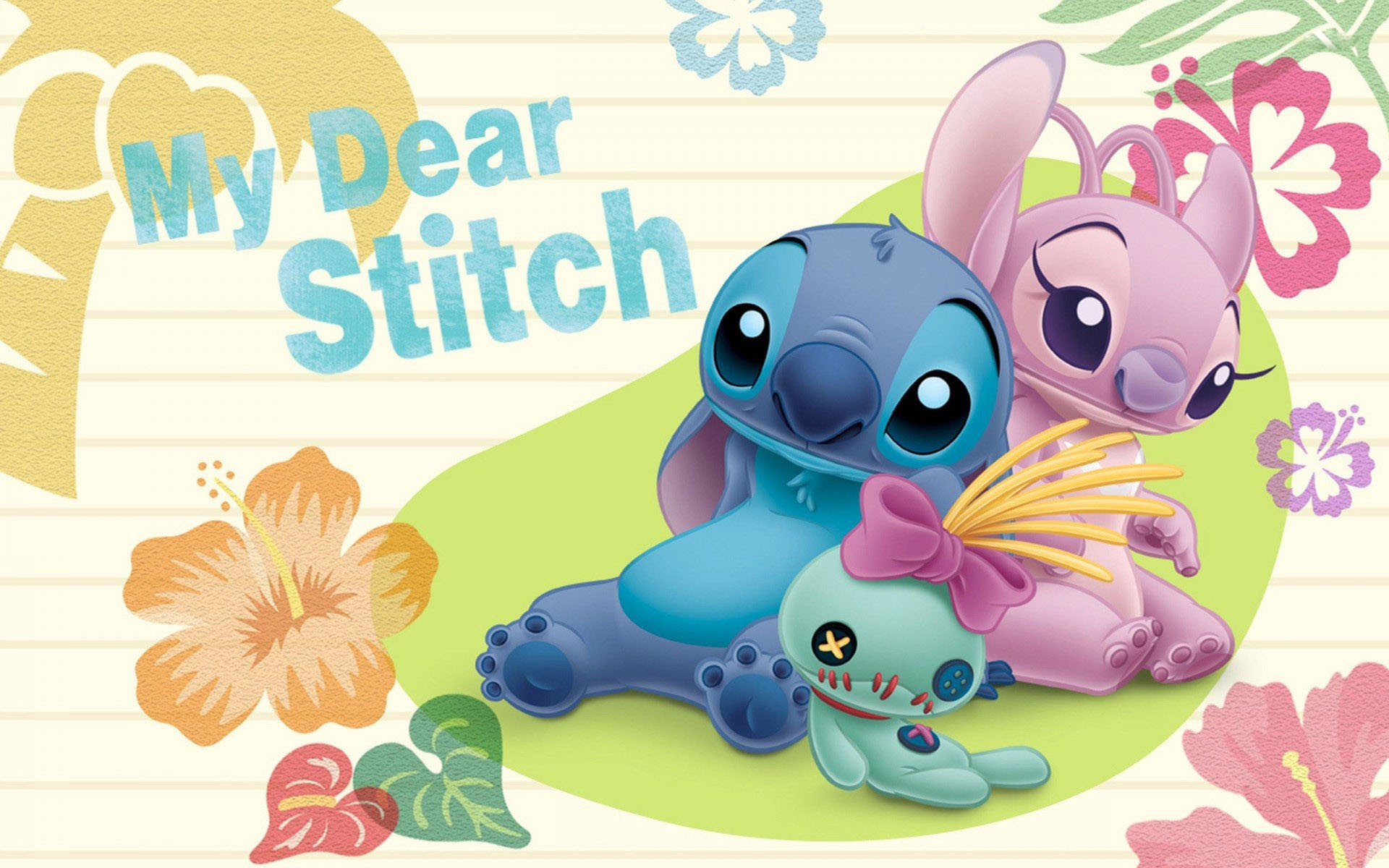 Stitch Wallpaper 183 ① Download Free Cool Wallpapers For