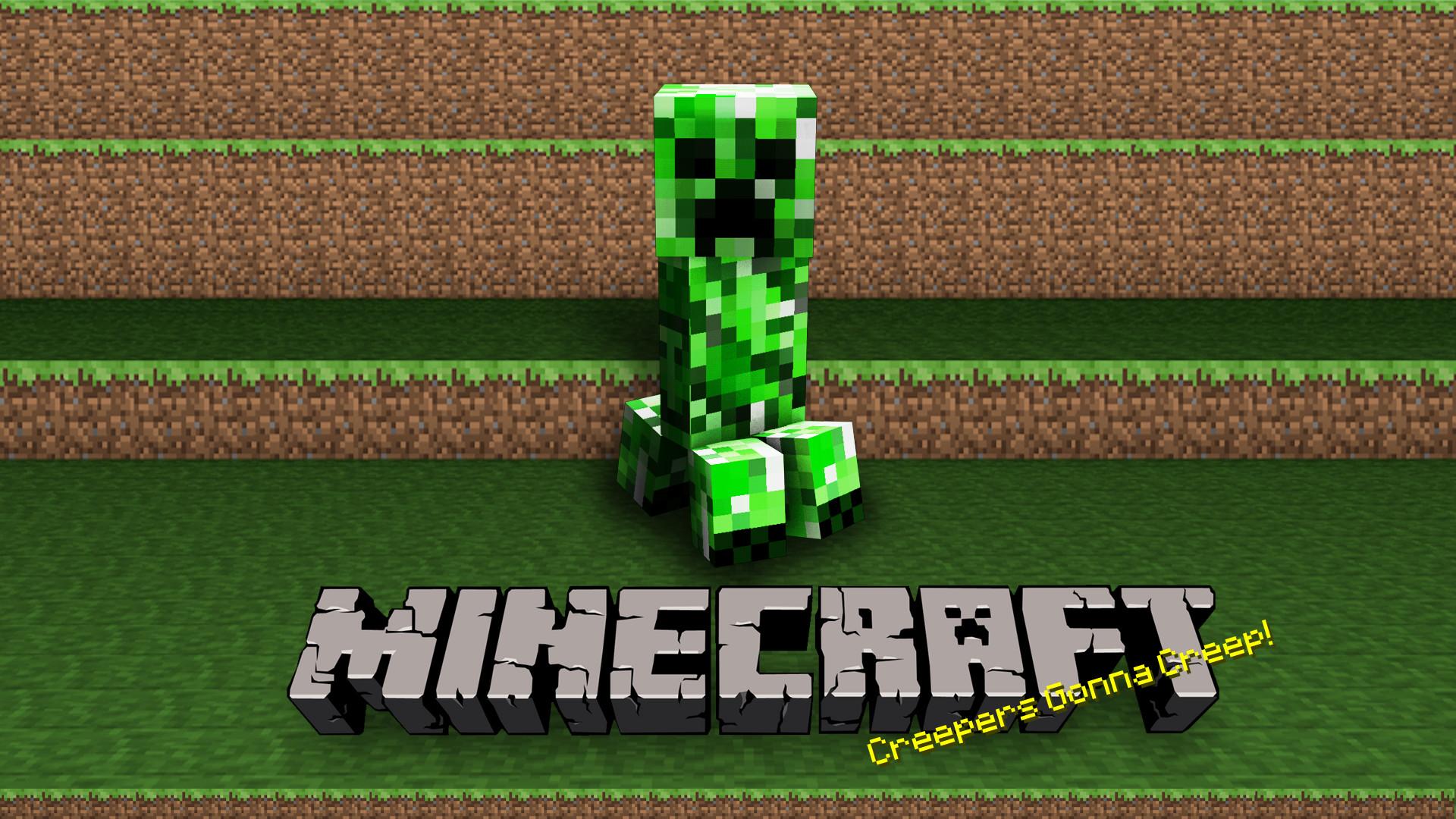Good Wallpaper Minecraft Kawaii - 602195-minecraft-creeper-backgrounds-1920x1080-for-4k  Pic_31786.jpg