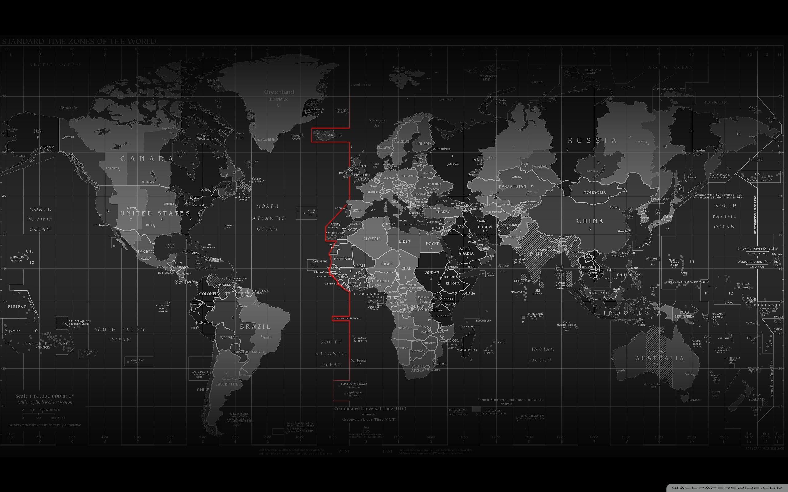 US Map Wallpaper ·①