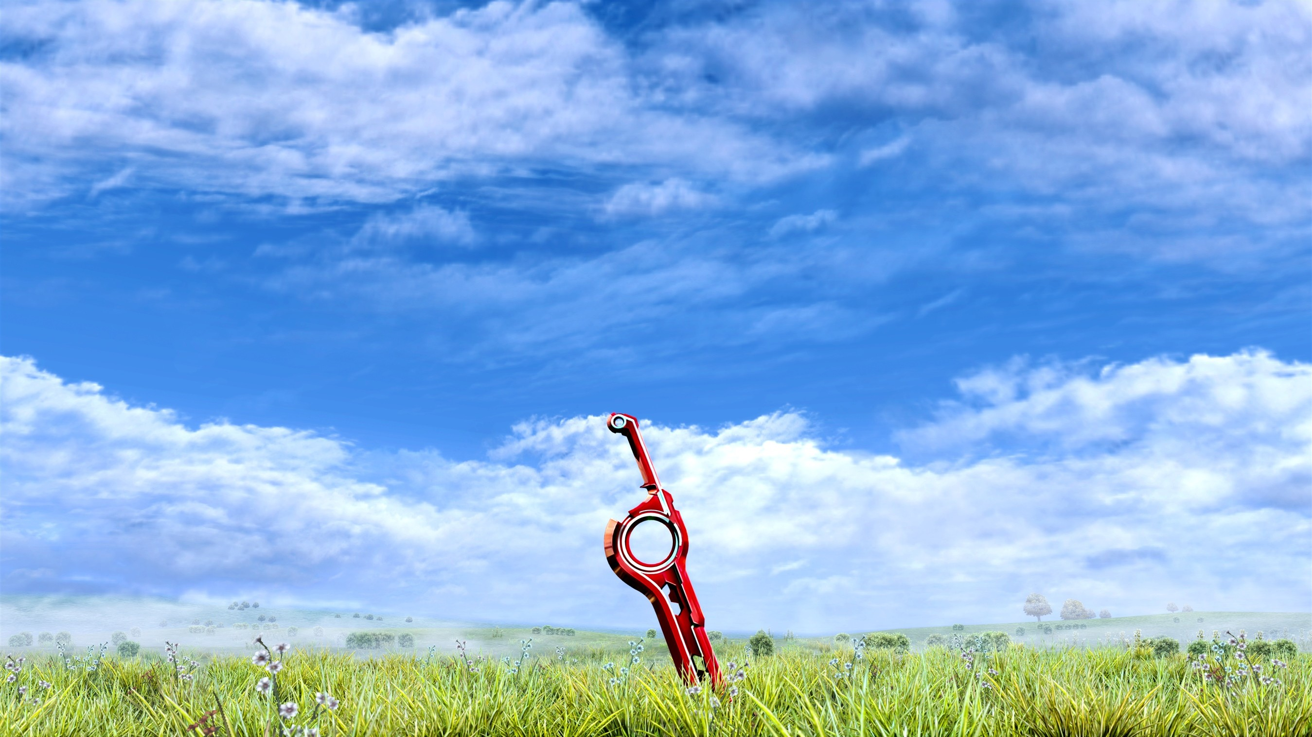Xenoblade wallpaper &#...