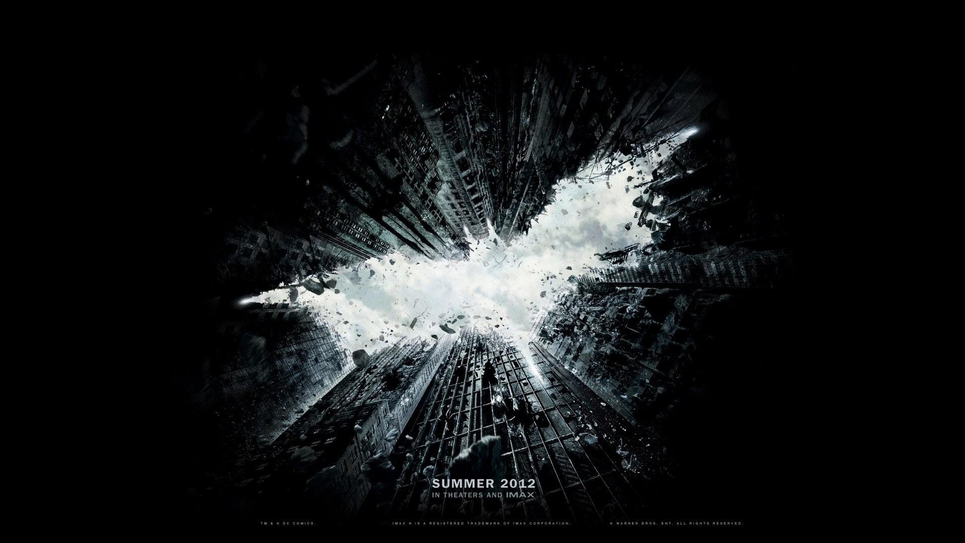 Dark Knight Logo Wallpaper 1