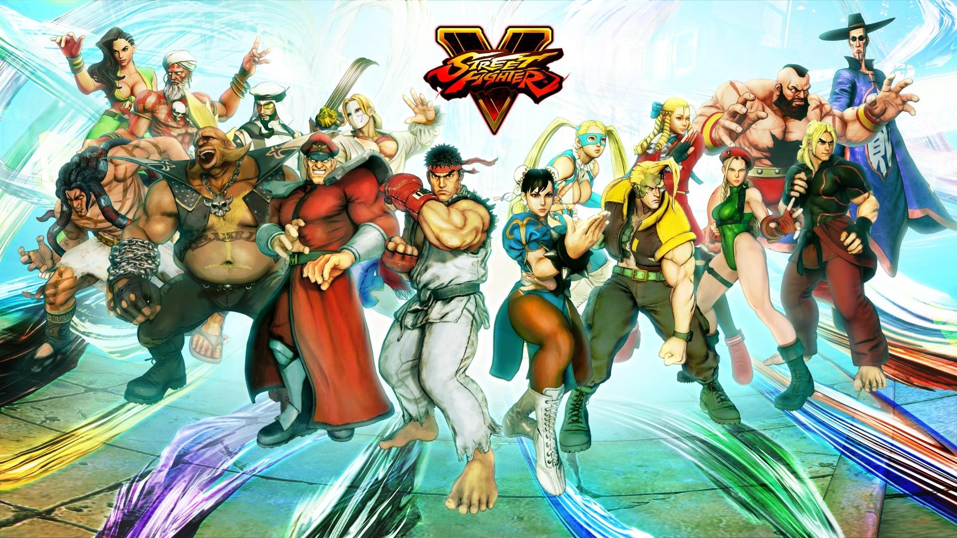 Street Fighter 5 Wallpaper Download Free Stunning Wallpapers