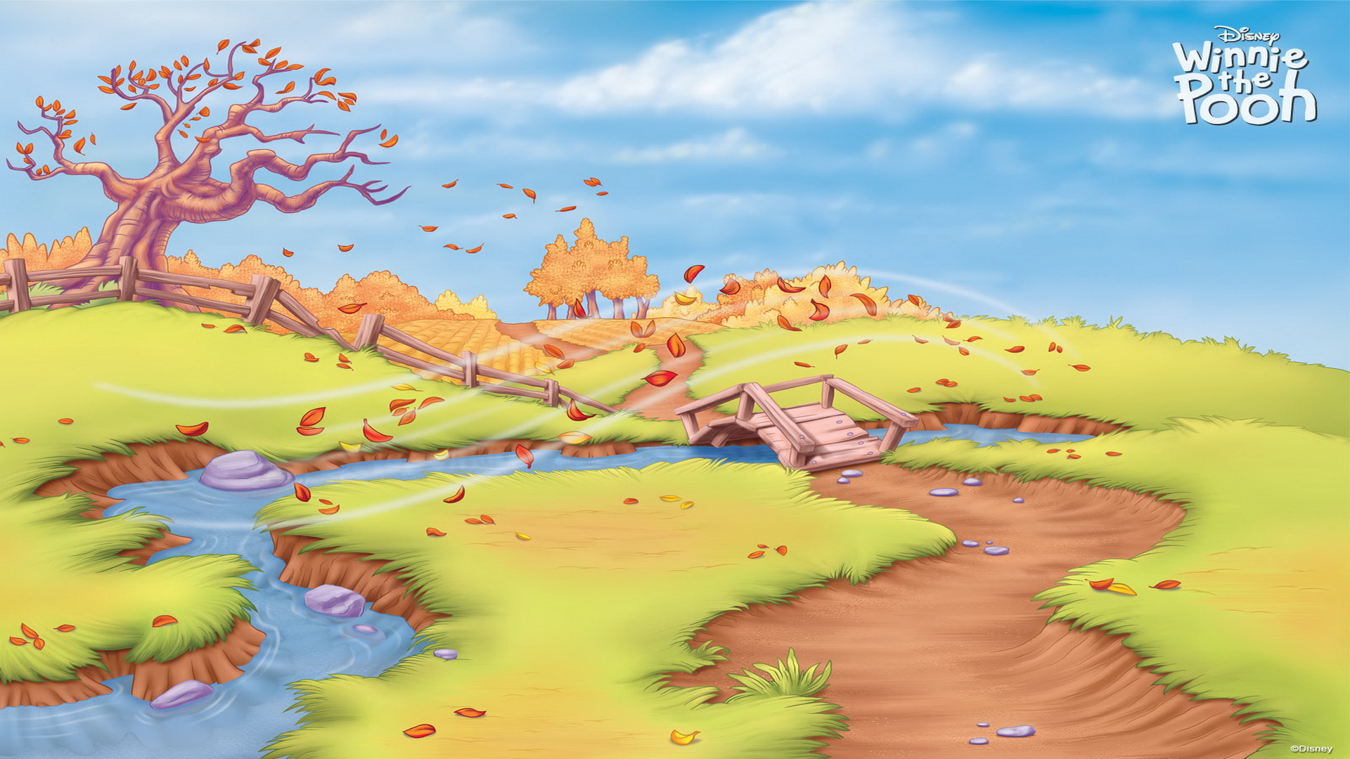 Winnie The Pooh Backgrounds ·① WallpaperTag