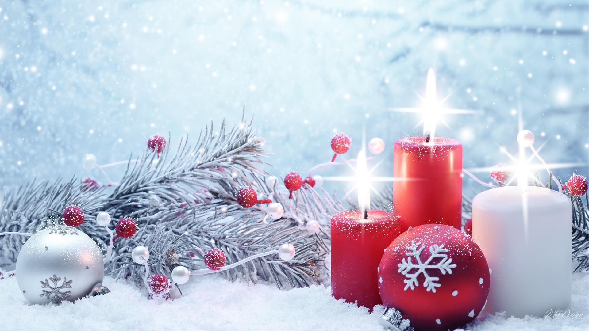 White Christmas Background 183 '� Download Free Hd Wallpapers