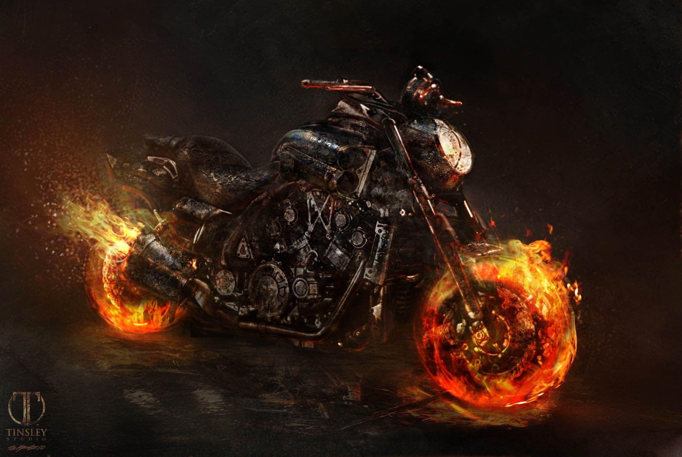 Ghost Rider Wallpaper 2018 Wallpapertag