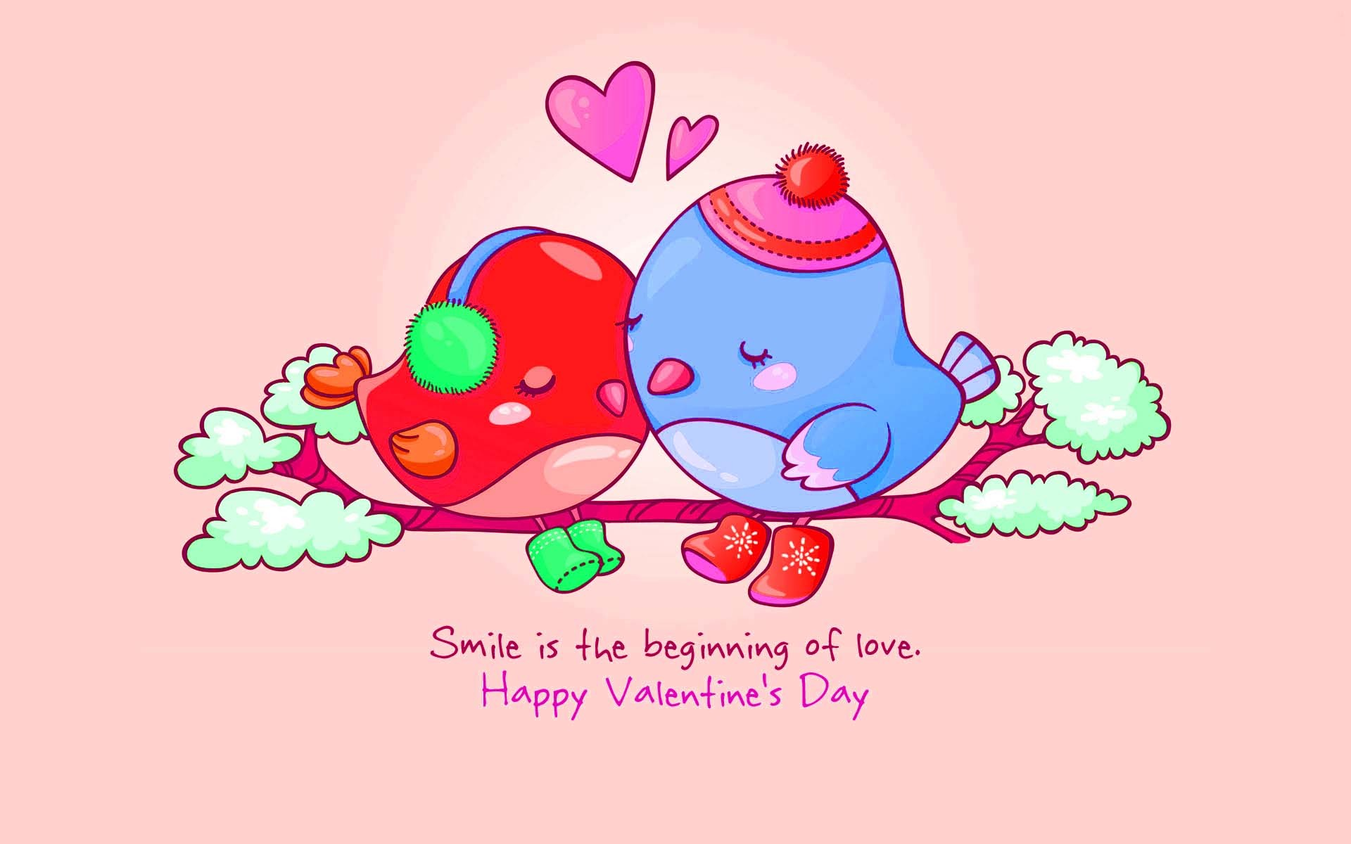 Cute Valentines Day Wallpapers ·①