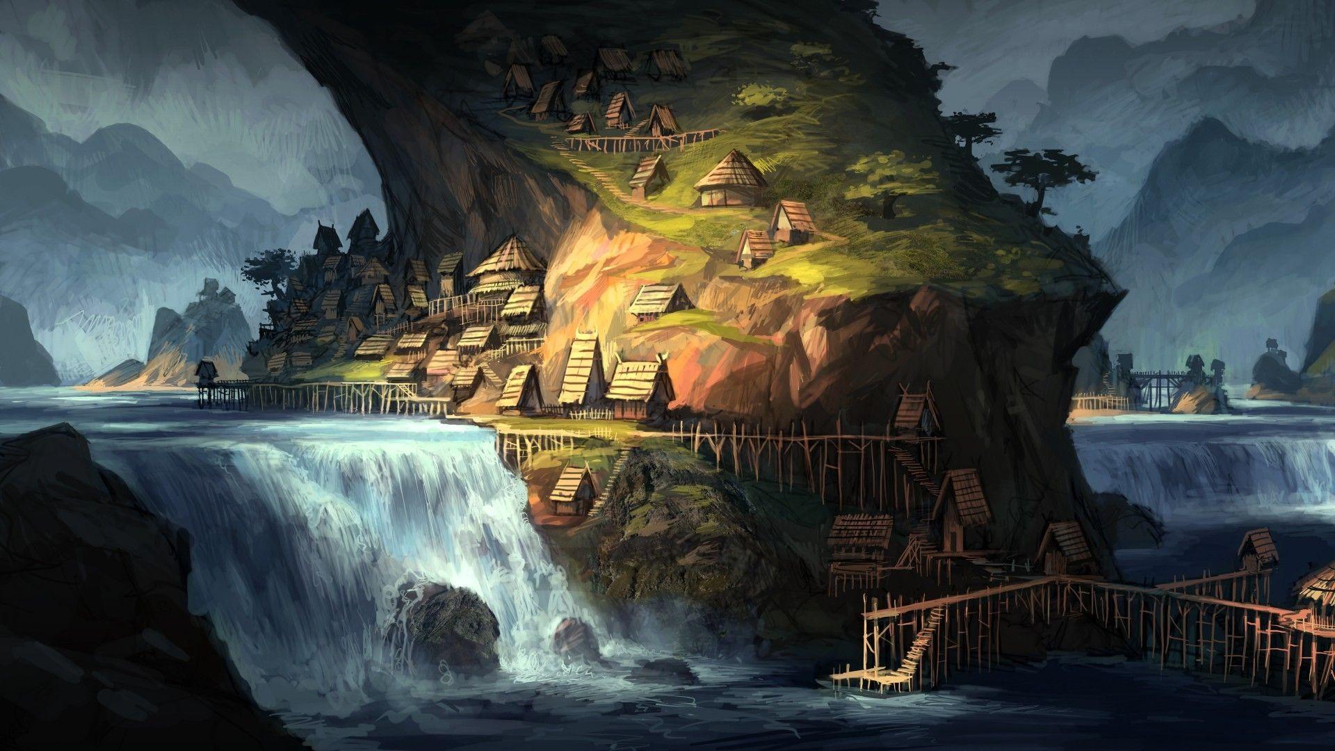 40 Hd Fantasy Ipad Wallpapers: Fantasy Art Wallpaper ·① Download Free Amazing HD