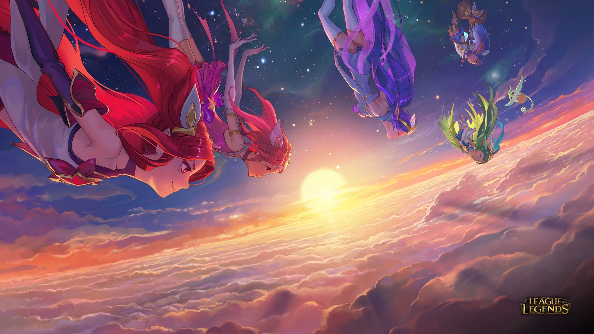 Star Guardian Wallpaper Download Free Beautiful High