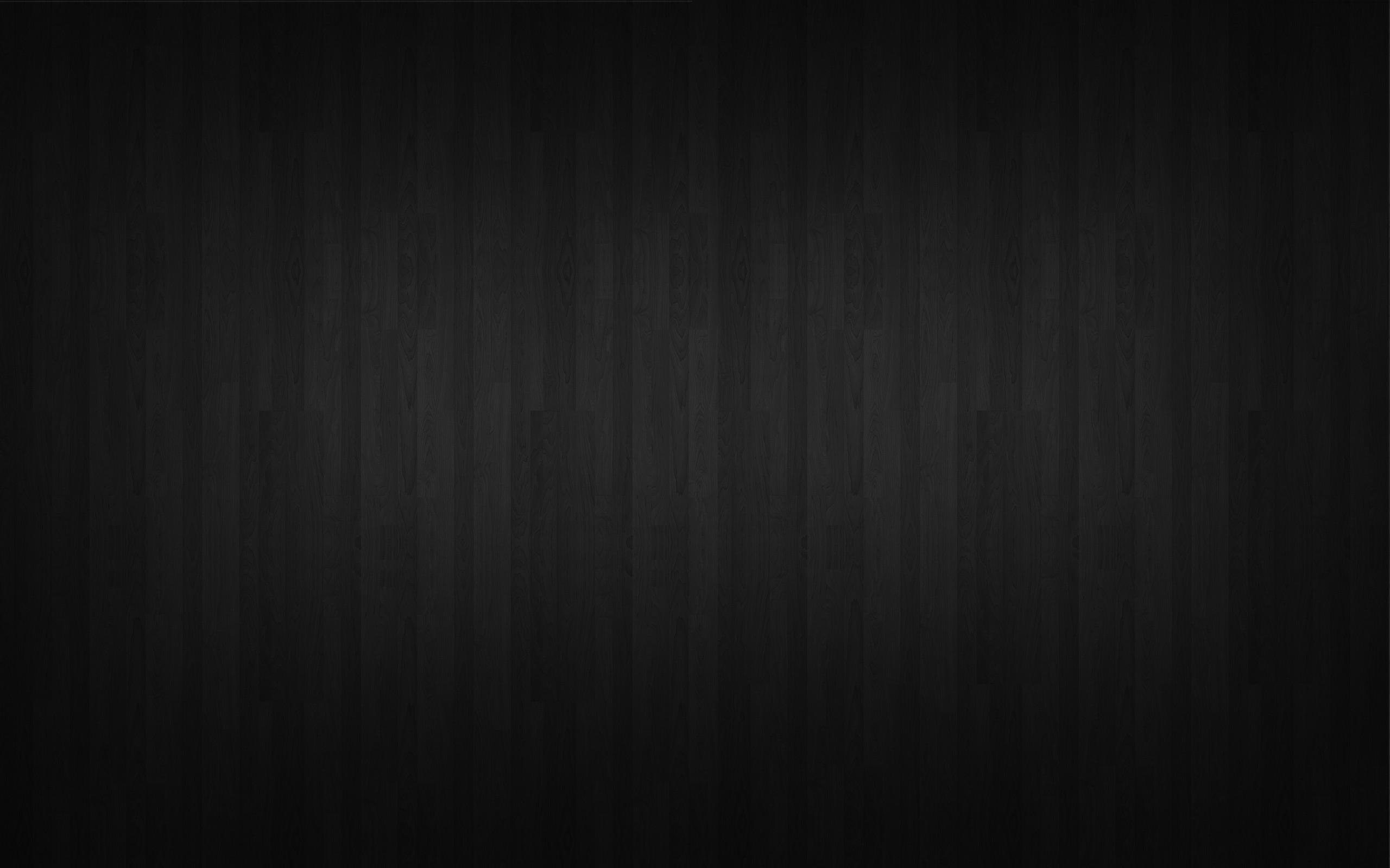 Large Black Wallpaper 1920x1200