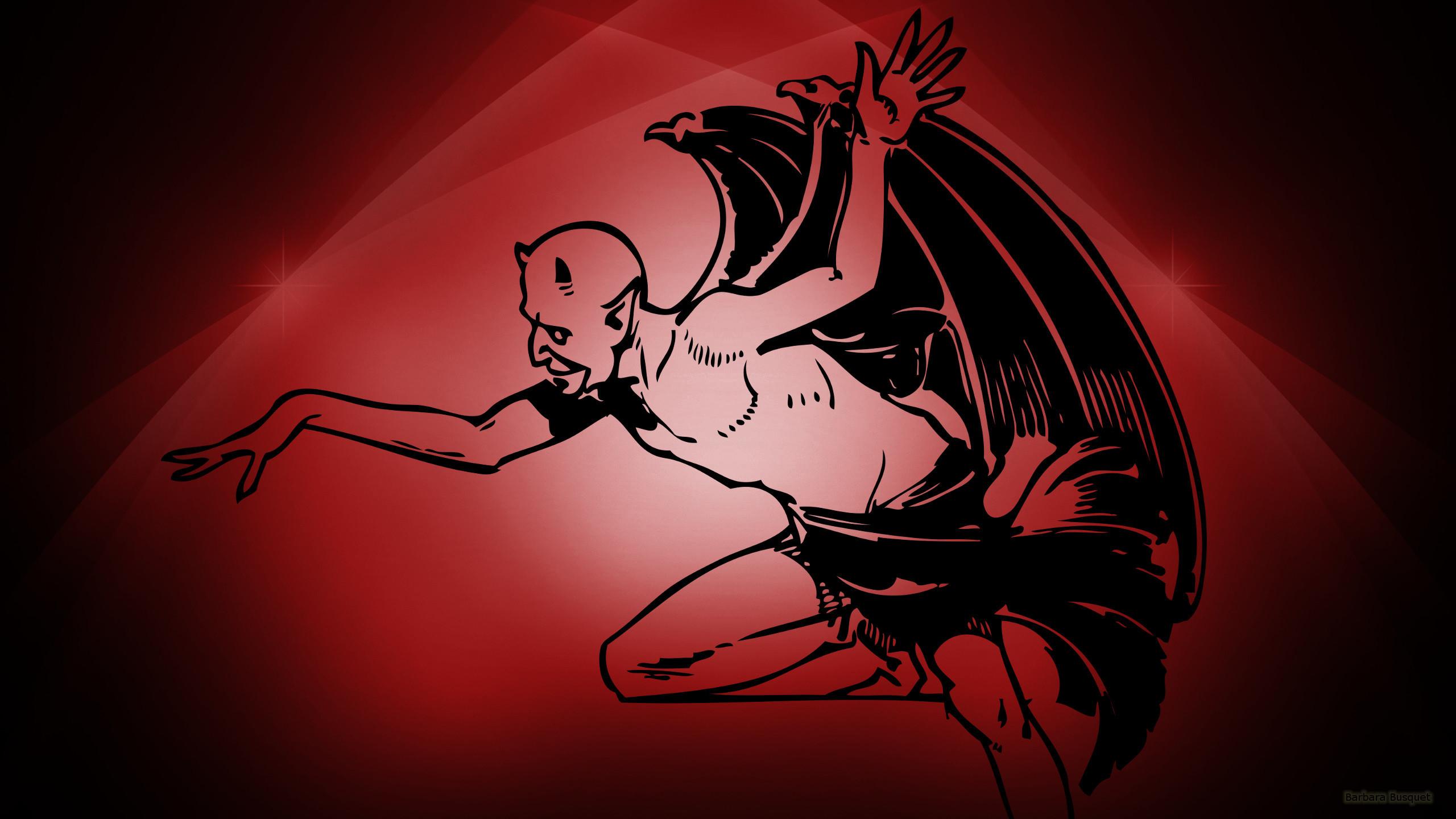 Black Devil Wallpaper ·① WallpaperTag