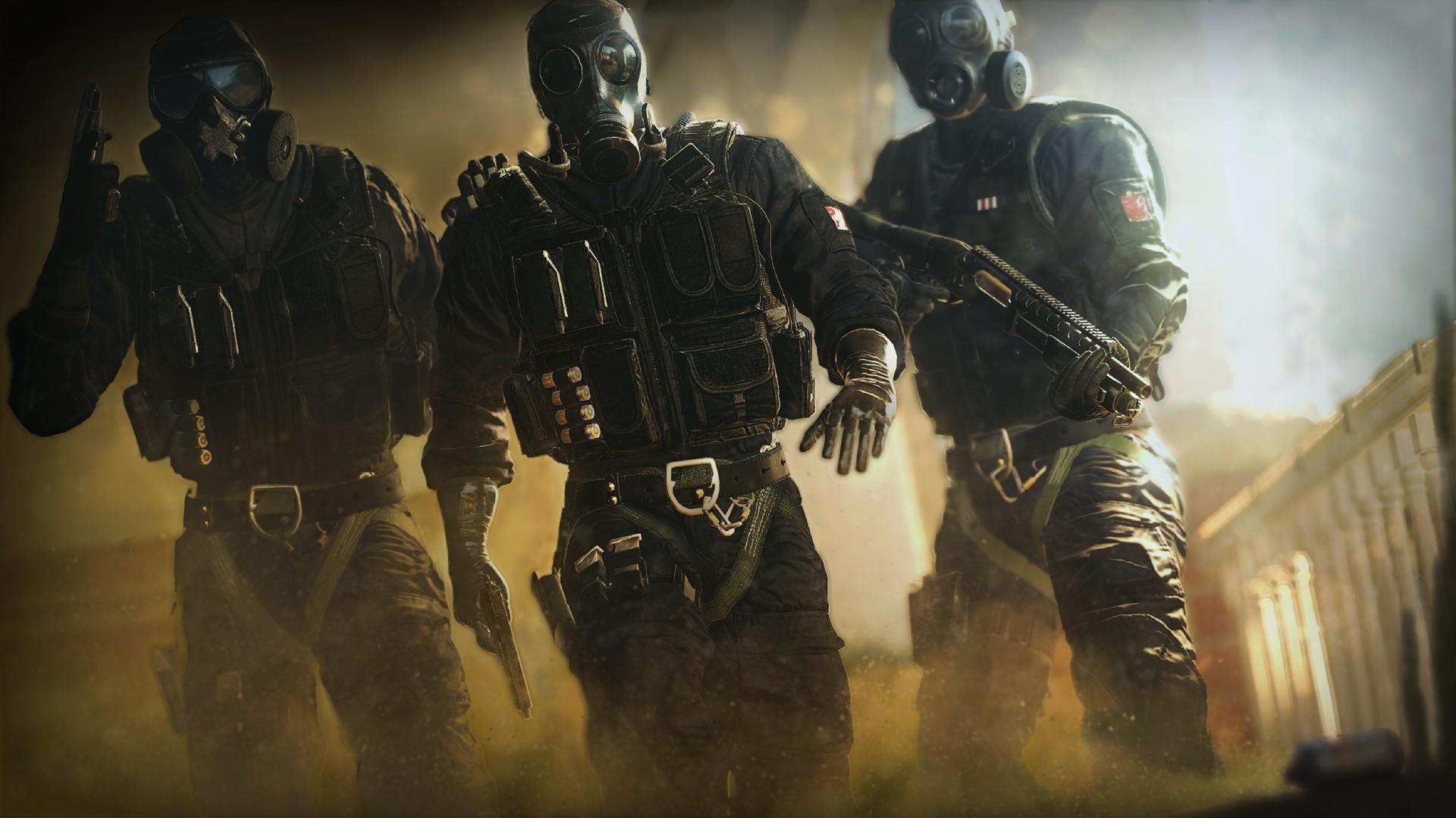Rainbow Six Siege wallpaper ·① Download free beautiful ...