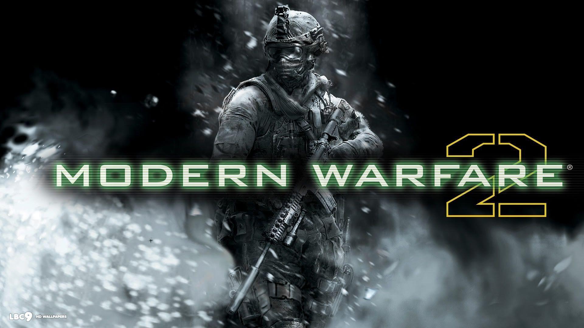 Call of Duty Modern Warfare  № 3671644 загрузить