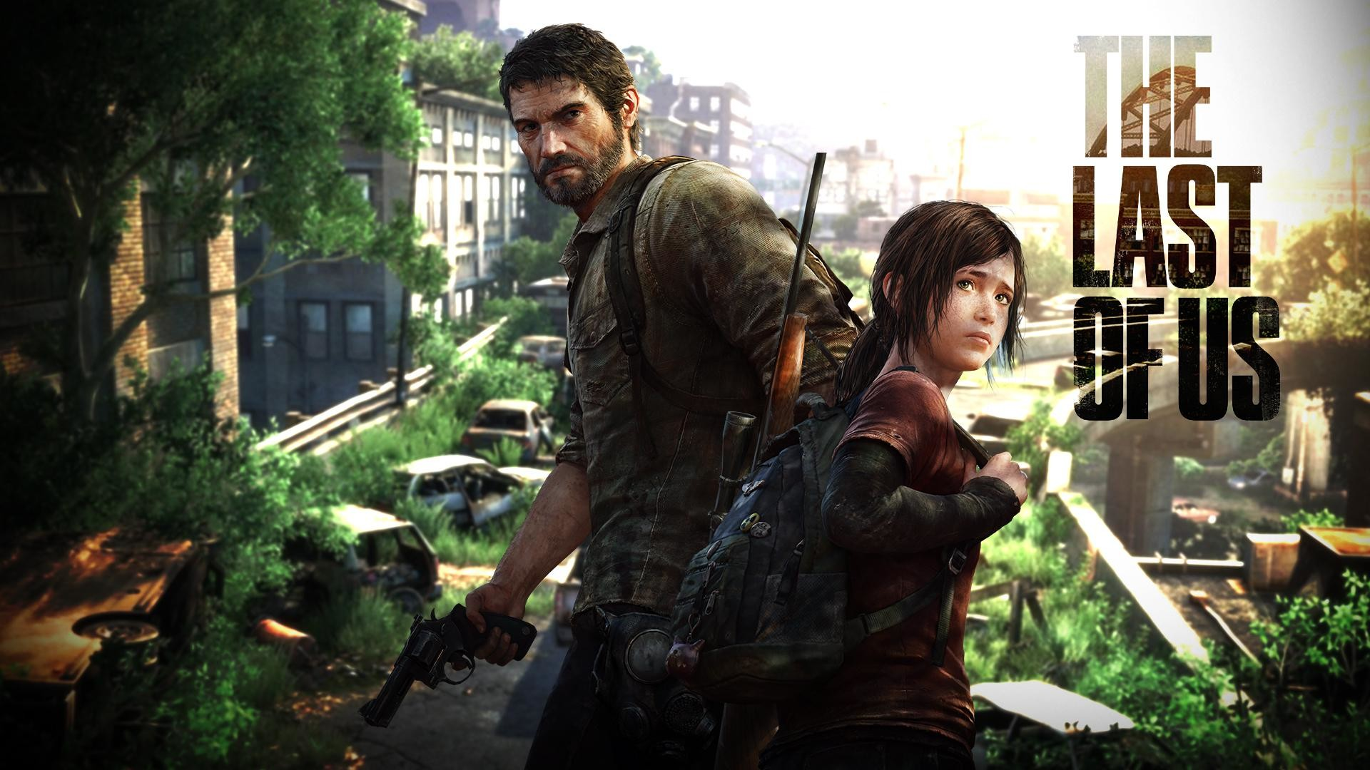 The Last Of Us Wallpapers Wallpapertag