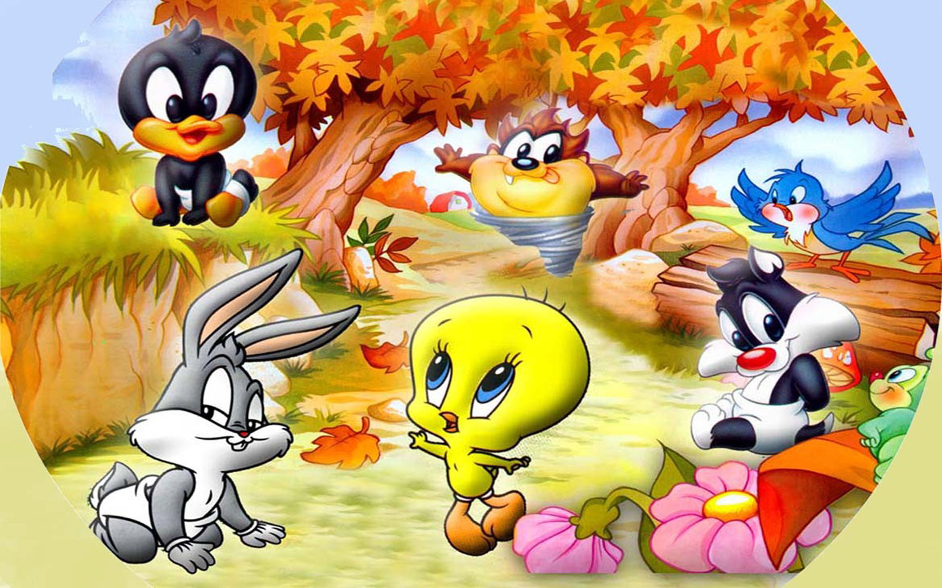Looney Tunes Characters Wallpapers ·① WallpaperTag
