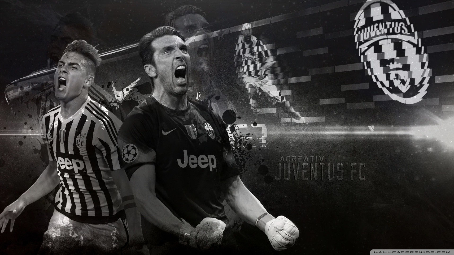 Juventus wallpaper for Sfondo juventus hd
