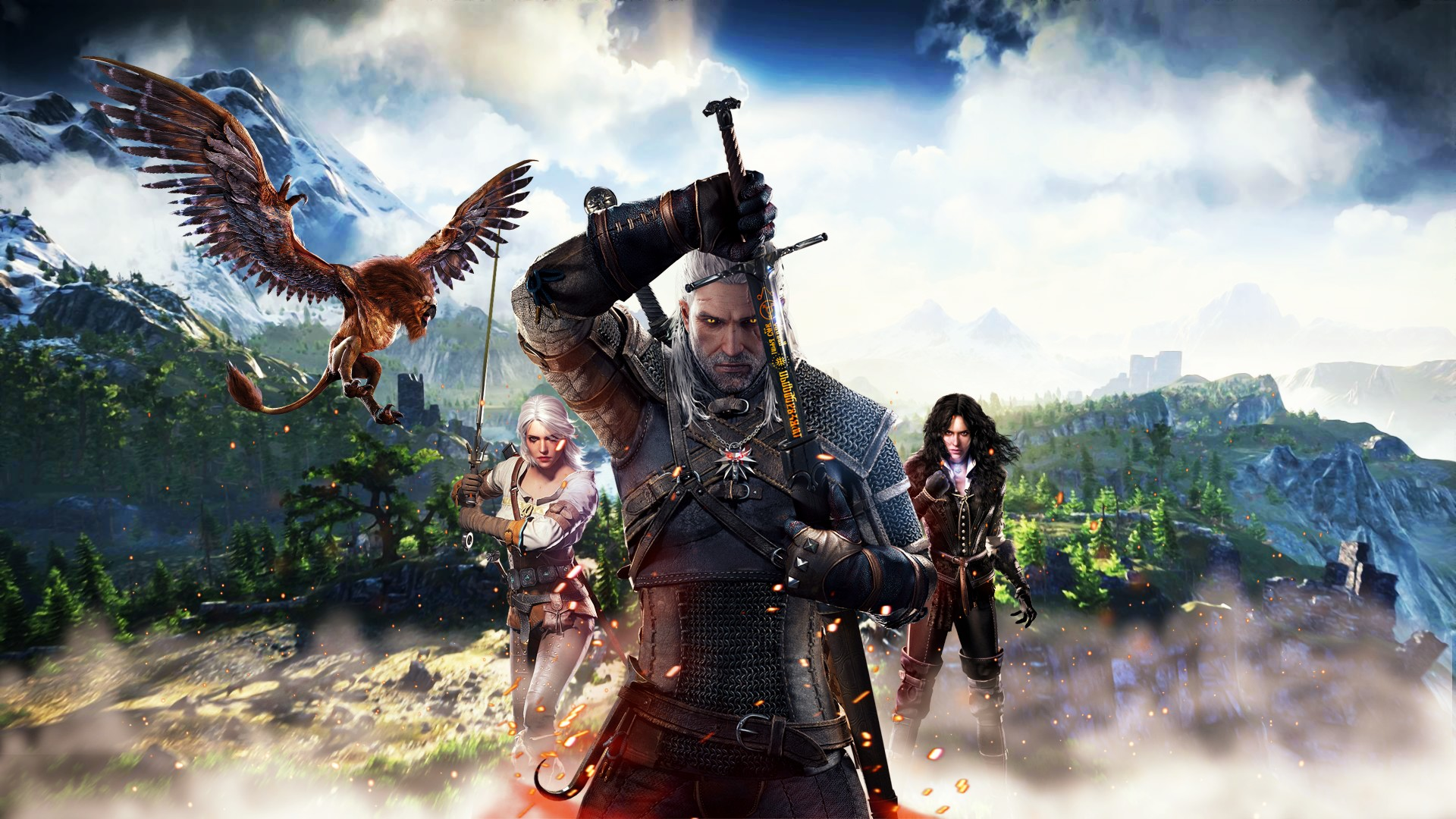 Witcher 3 Wallpaper Download Free Amazing Hd Wallpapers For