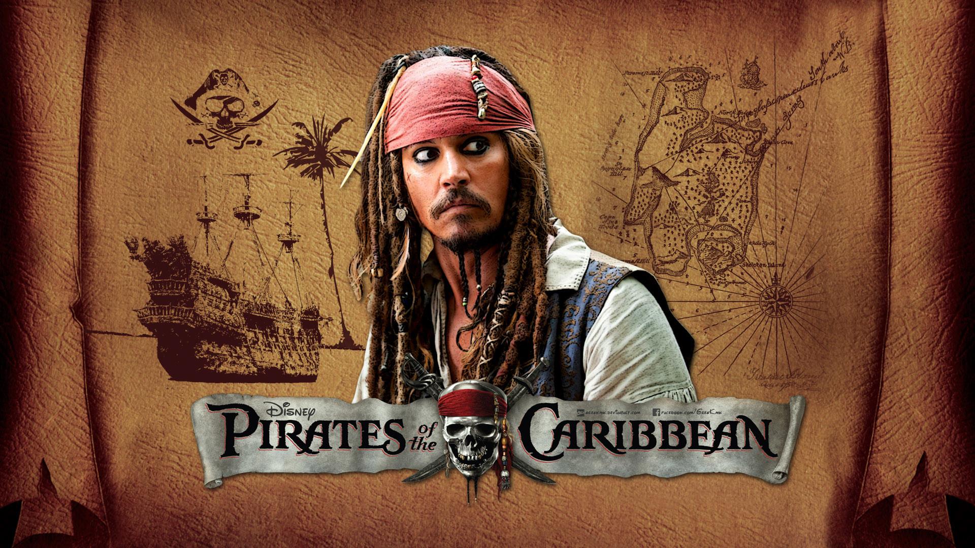 пираты карибского моря 5 обои на рабочий стол 1920х1080 № 220154 без смс