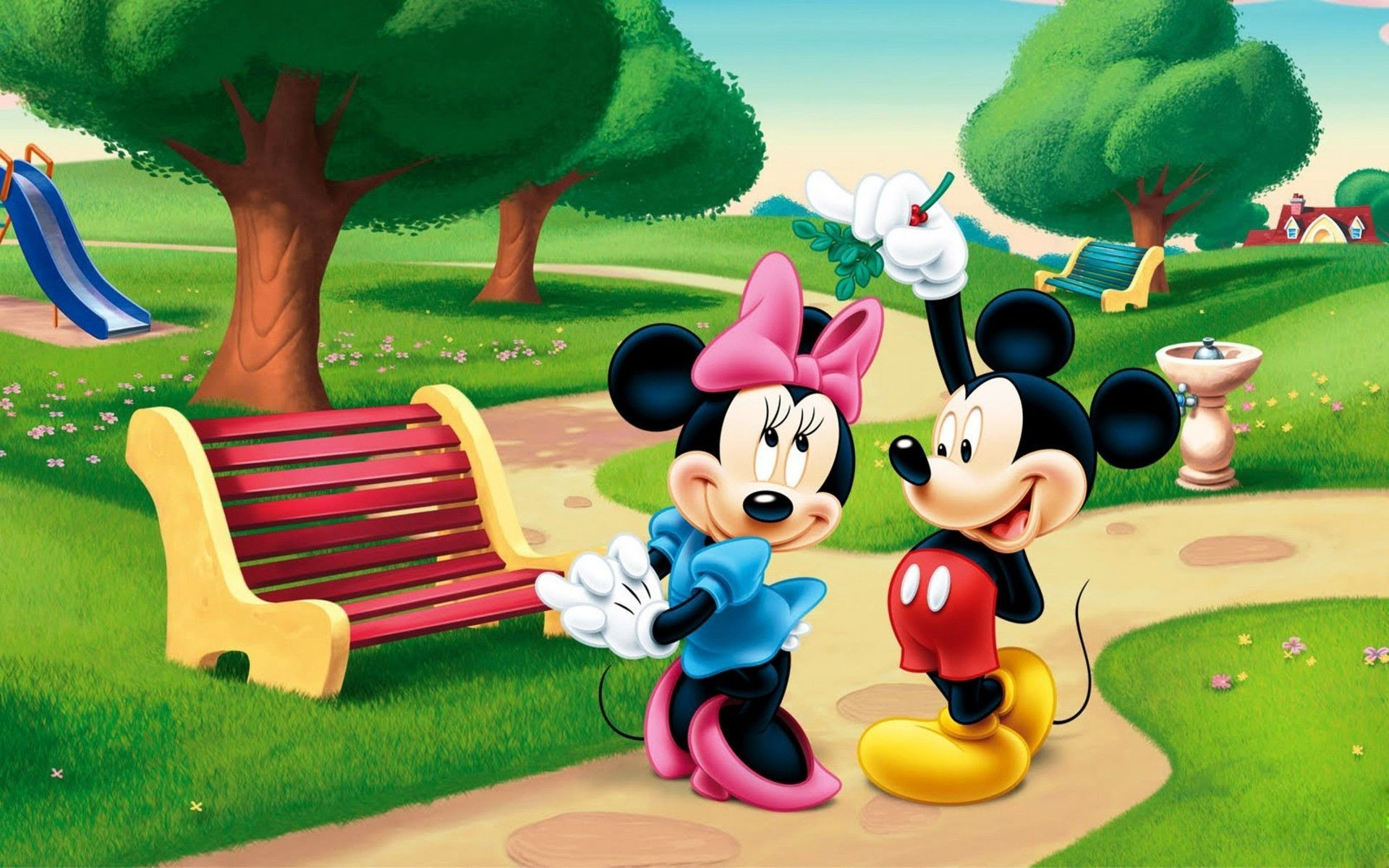 Mickey Mouse Wallpaper 183 ① Download Free Stunning