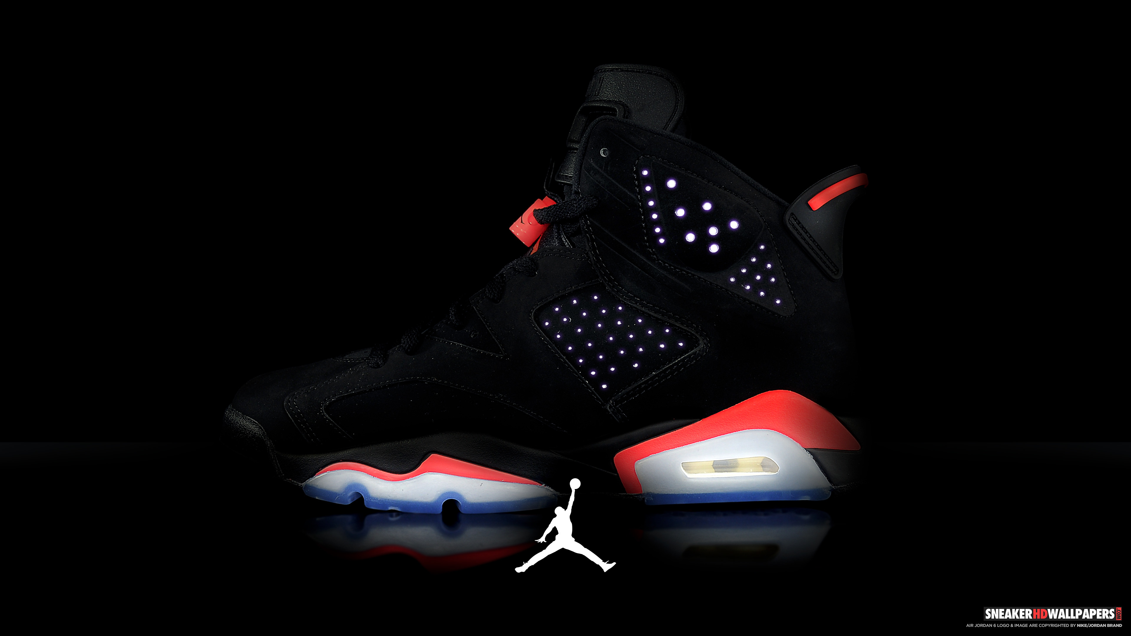 Jordan 11 Space Jam Wallpaper 1