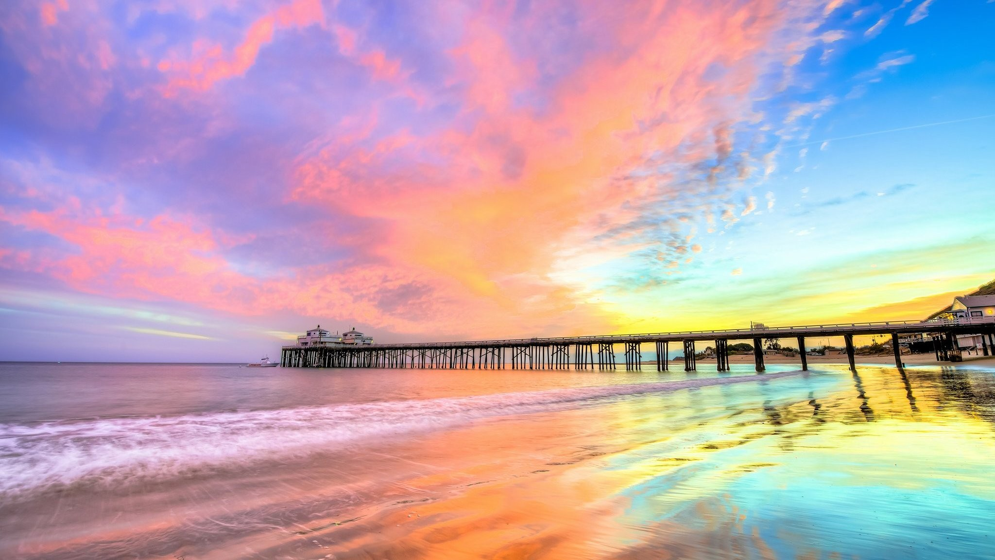 California Beach Wallpaper ·① WallpaperTag
