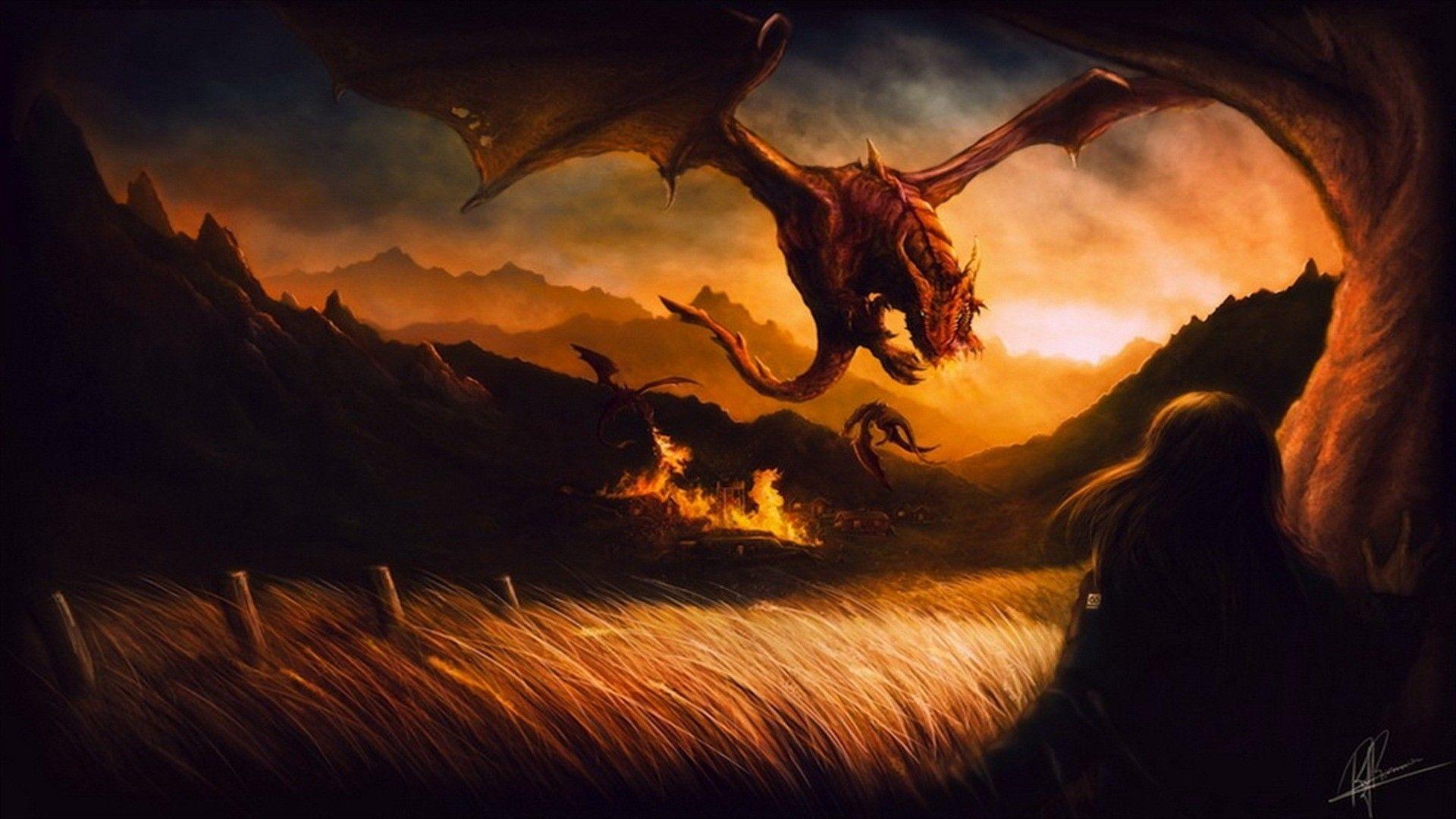 дракон  № 2192077 бесплатно