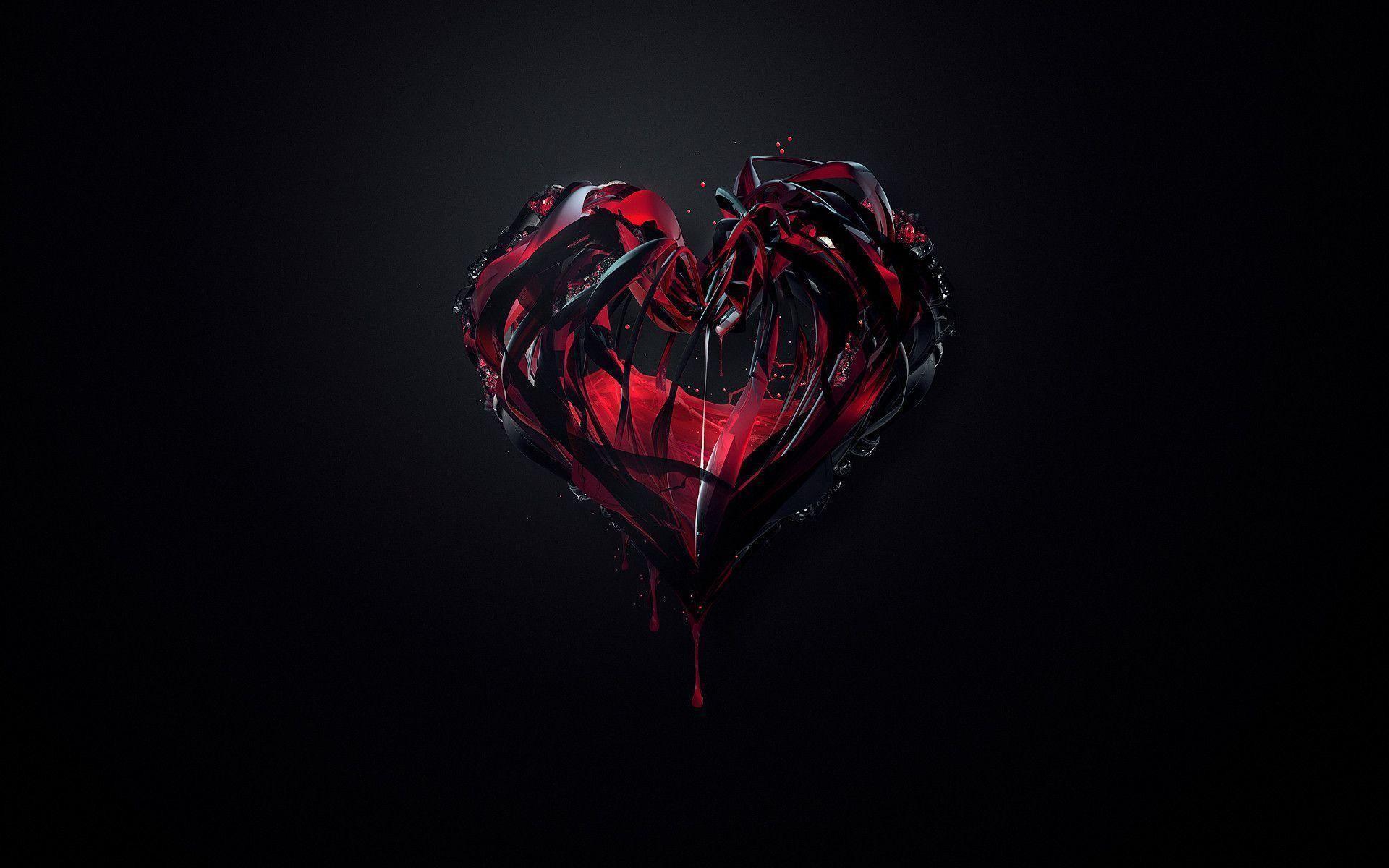 Heartbreak Wallpaper