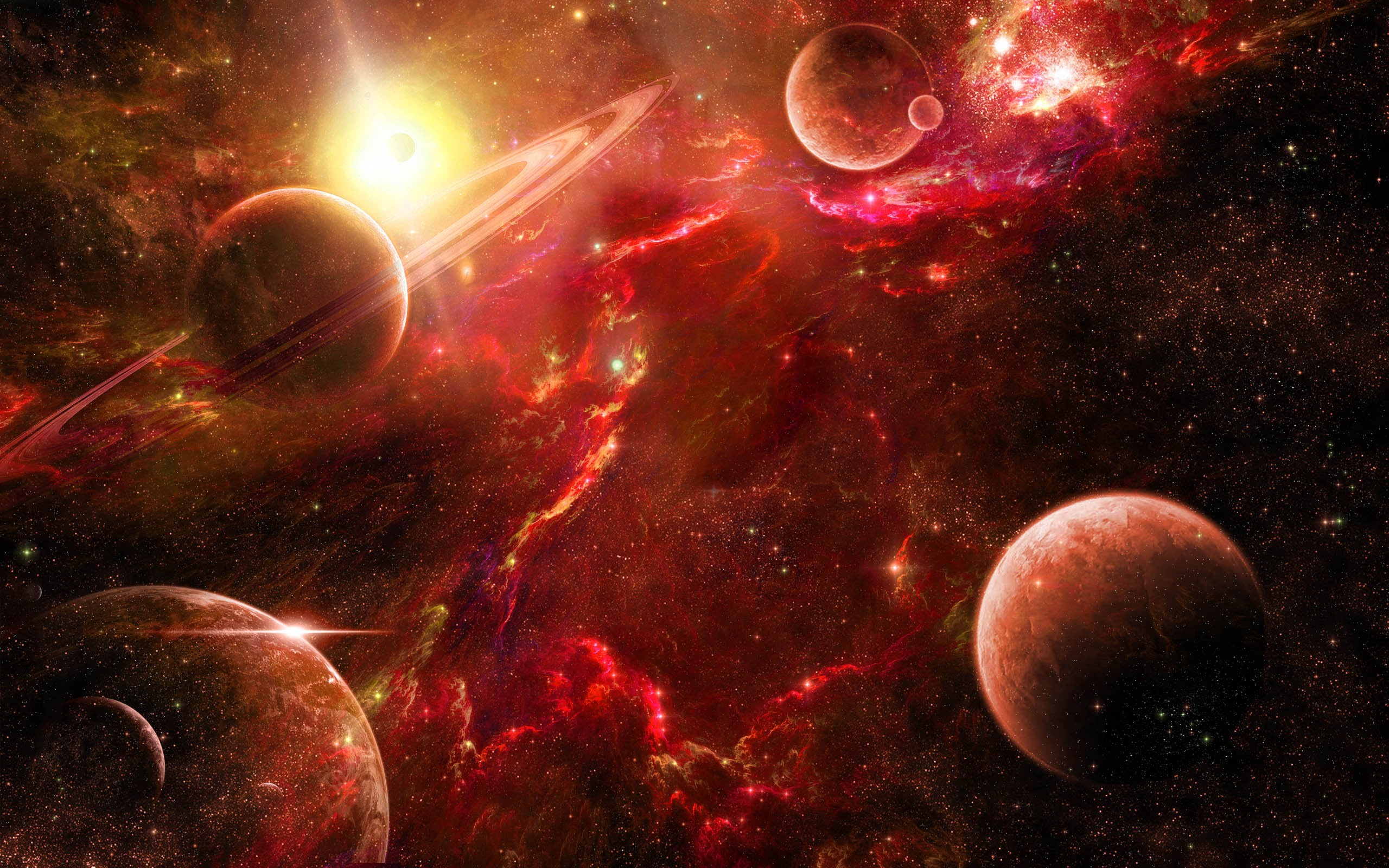 Outer space wallpaper download free stunning full hd for Space and outer space