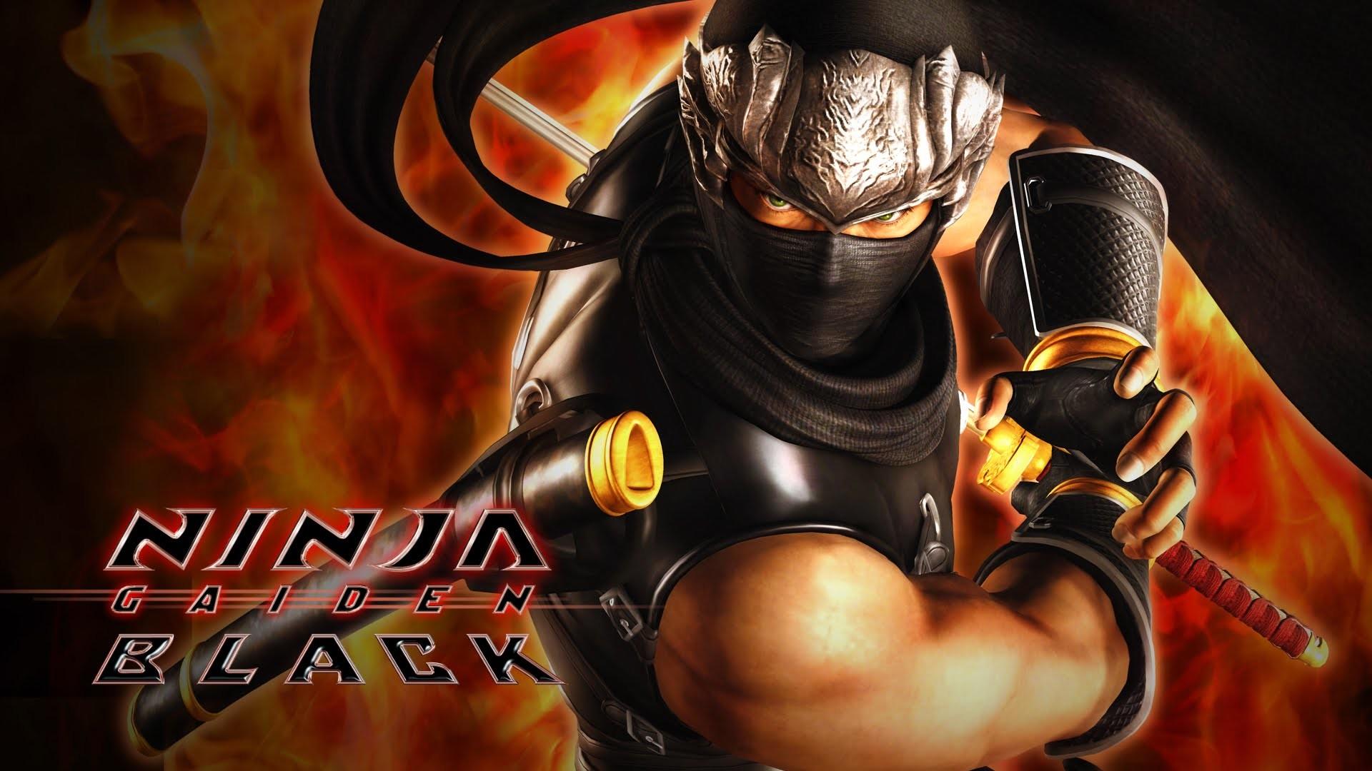 Game Ninja Gaiden Wallpaper: Ninja Gaiden Black Wallpaper ·① WallpaperTag