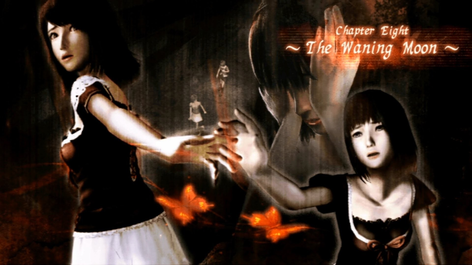 Fatal Frame 2 Crimson Butterfly Wallpaper ·①