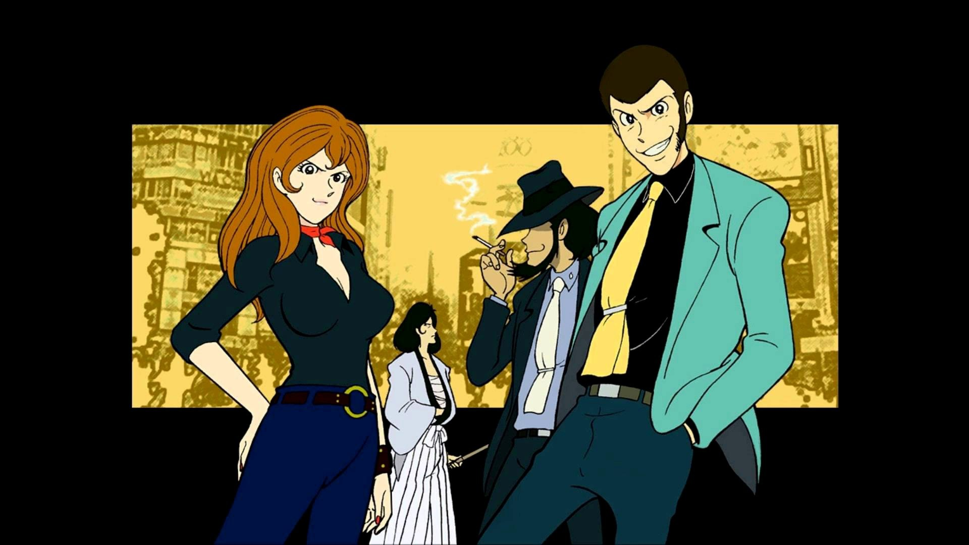 Lupin The Third Wallpaper Wallpapertag
