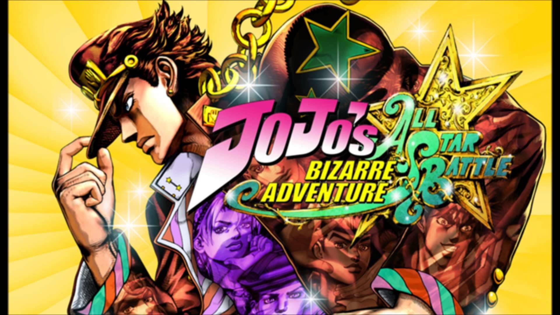 Jojo S Bizarre Adventure Battle Tendency Wallpaper Download