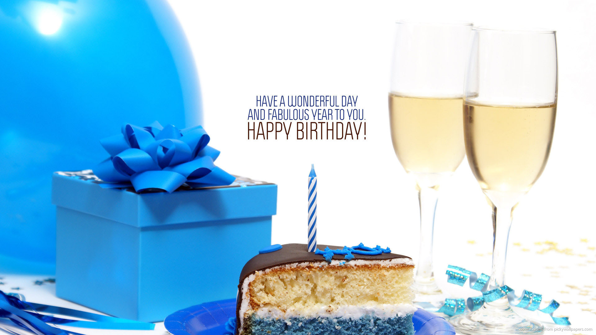 Happy Birthday Wishes On Cake Online