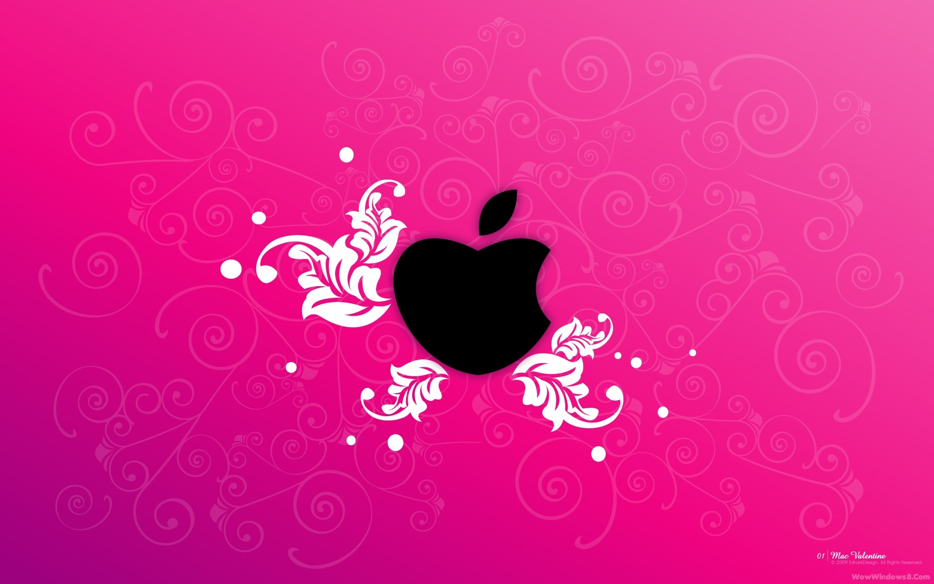 pink mac wallpaper 183��