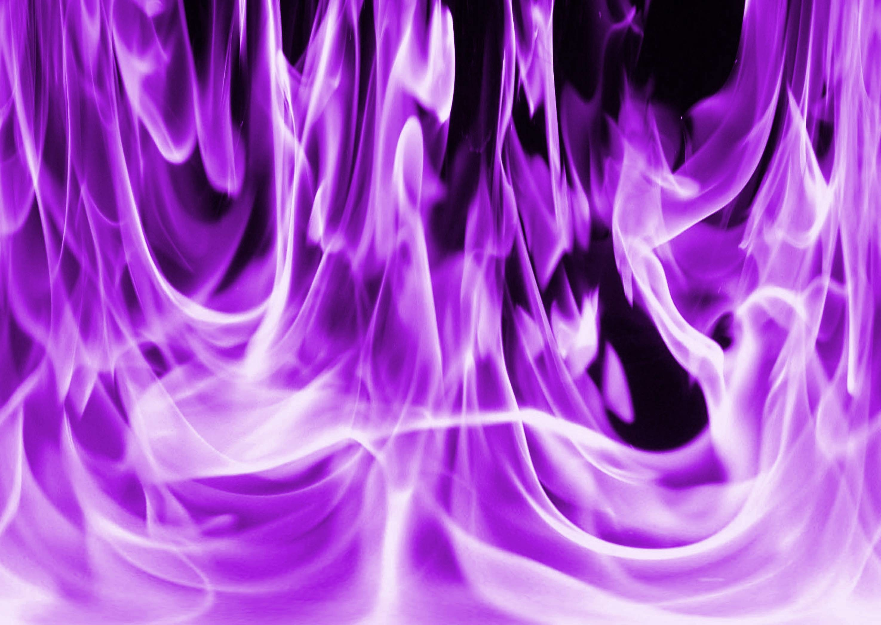 Purple Flames Background Wallpapertag