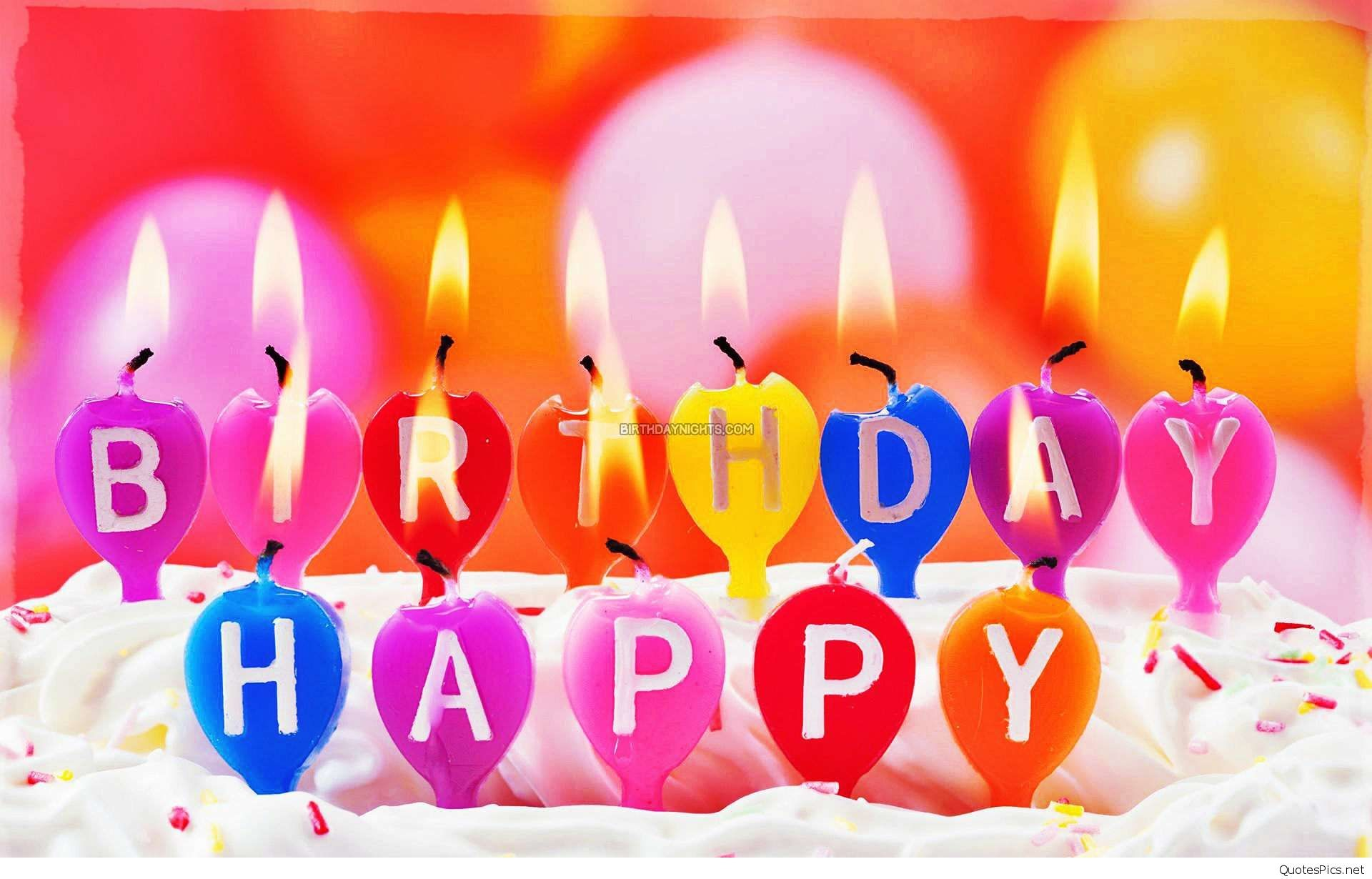 Happy Birthday Wallpapers With Name Wallpapertag