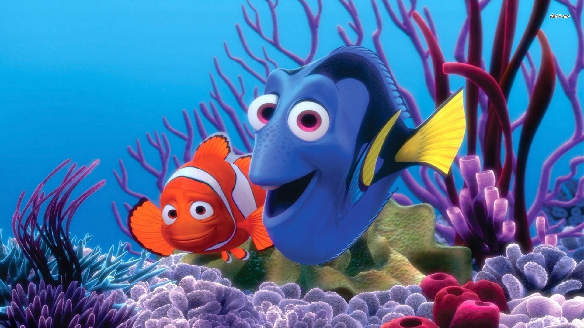 23 Finding Nemo Wallpapers