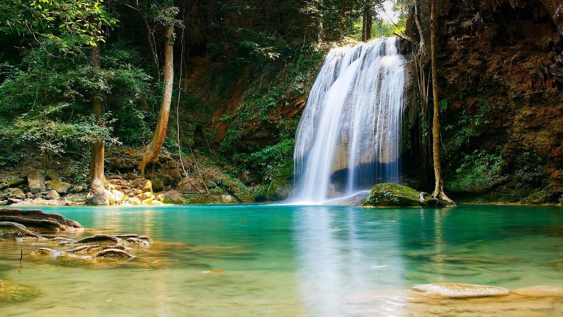 водопад горы  № 2560946 без смс