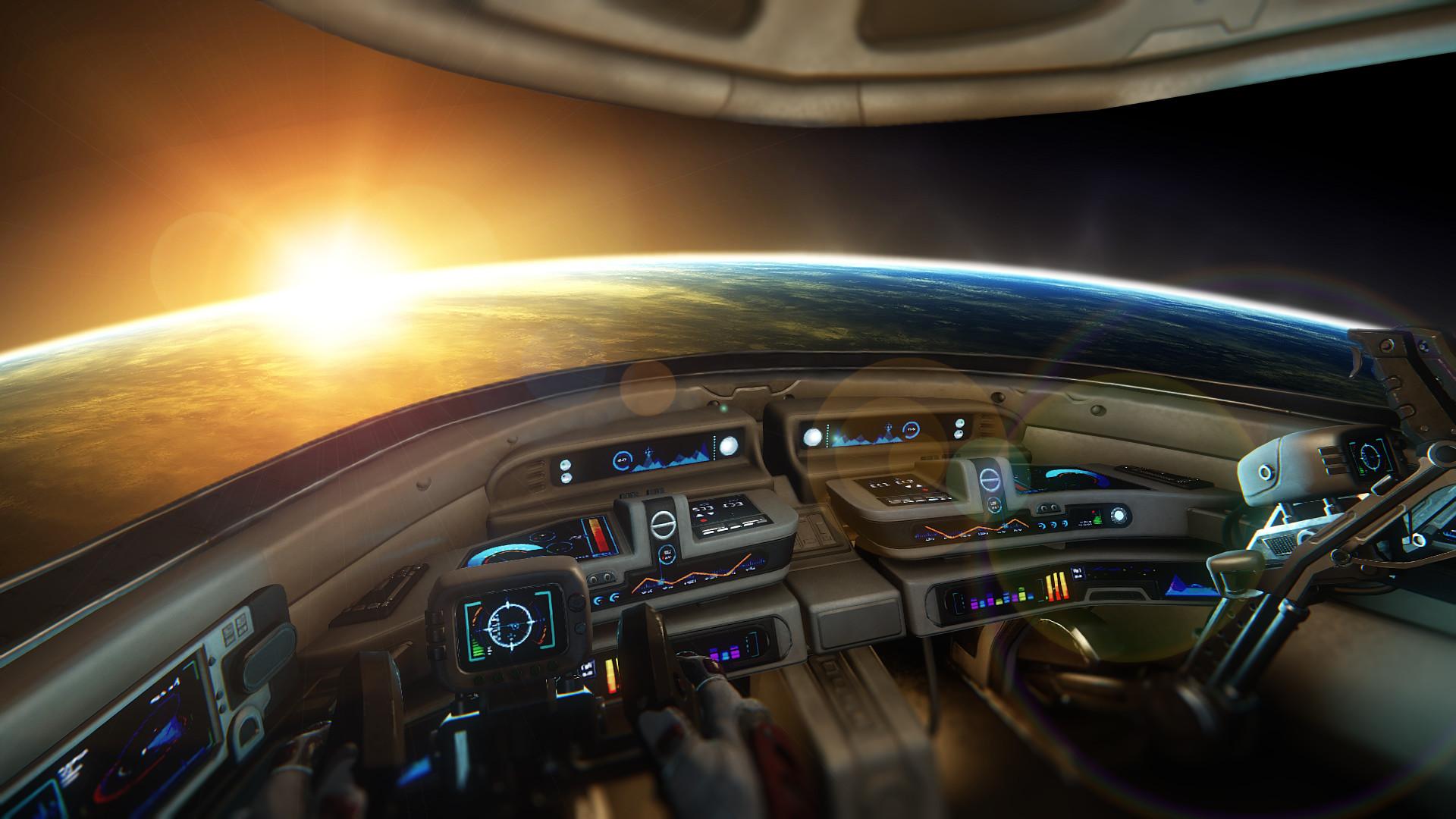 elite dangerous cockpit hd wallpaper - photo #48